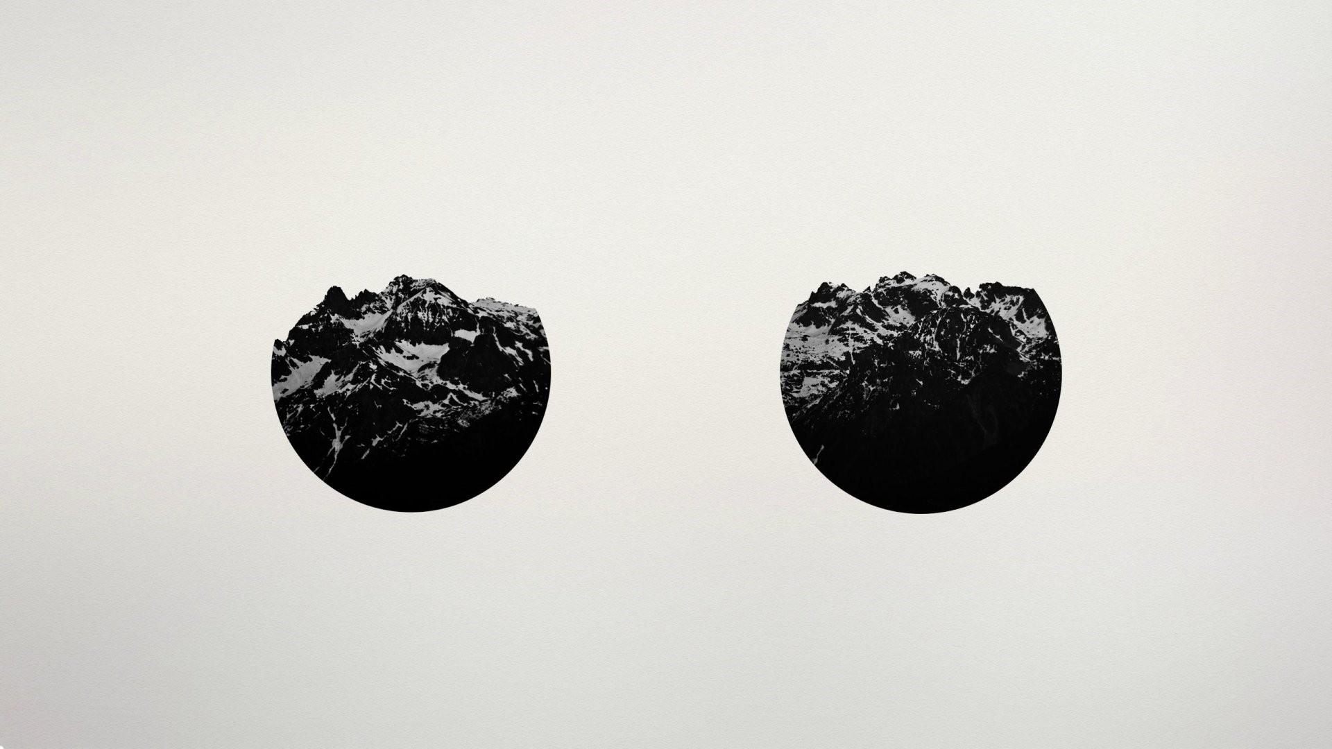 Aesthetic Black Wallpaper 1920x1080