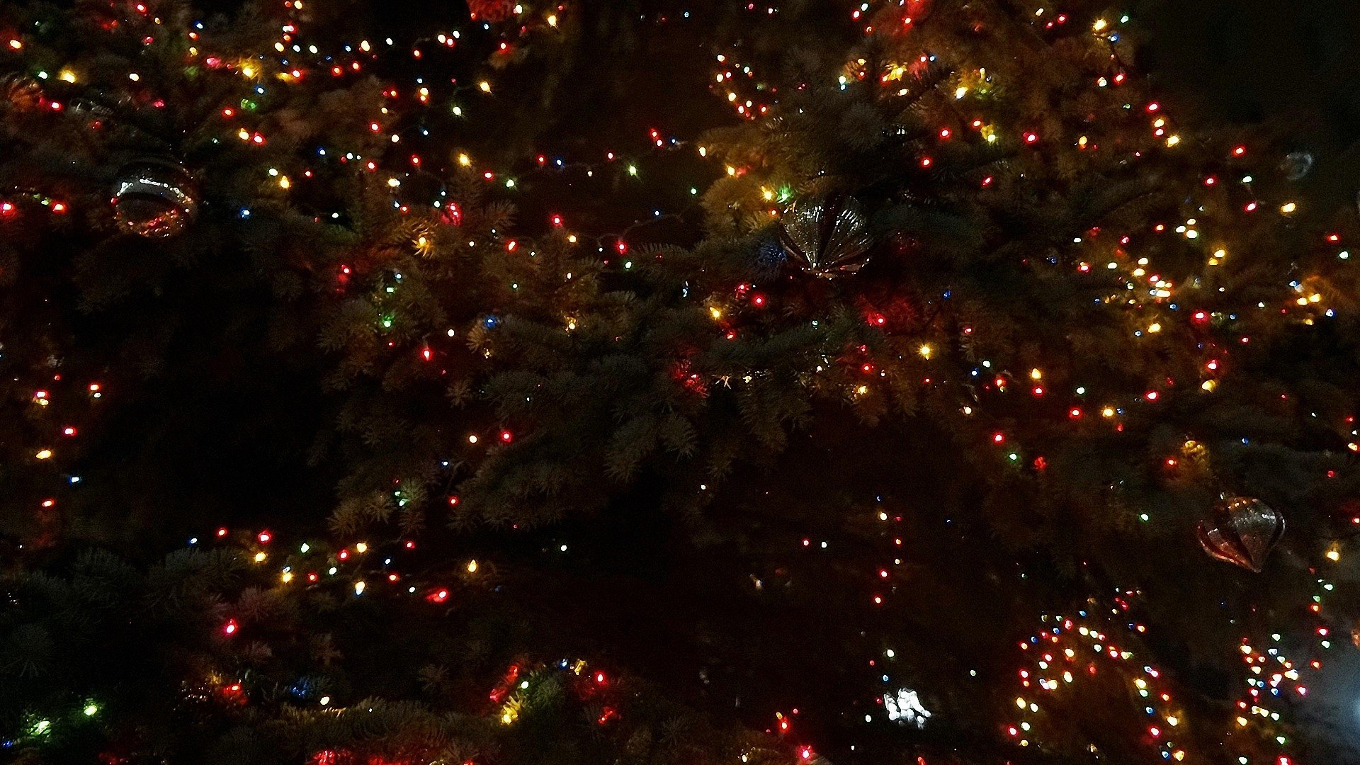 Aesthetic Christmas Background Free Download