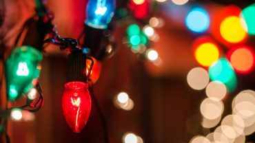 Aesthetic Christmas Background Image