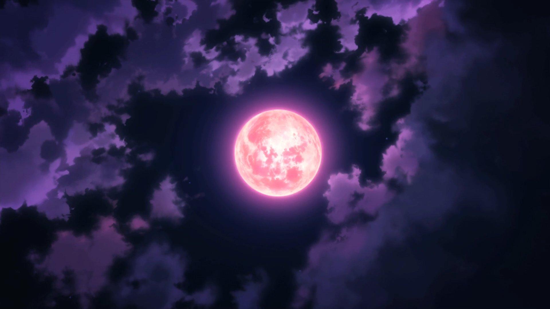 Aesthetic Moon Wallpaper For Pc