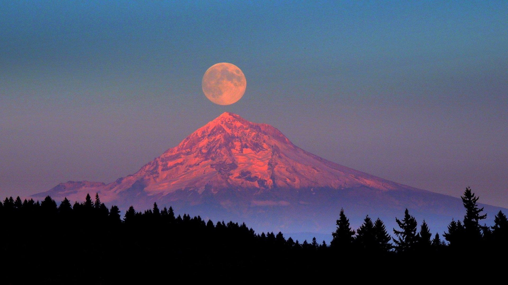 Aesthetic Moon Wallpaper Free Download