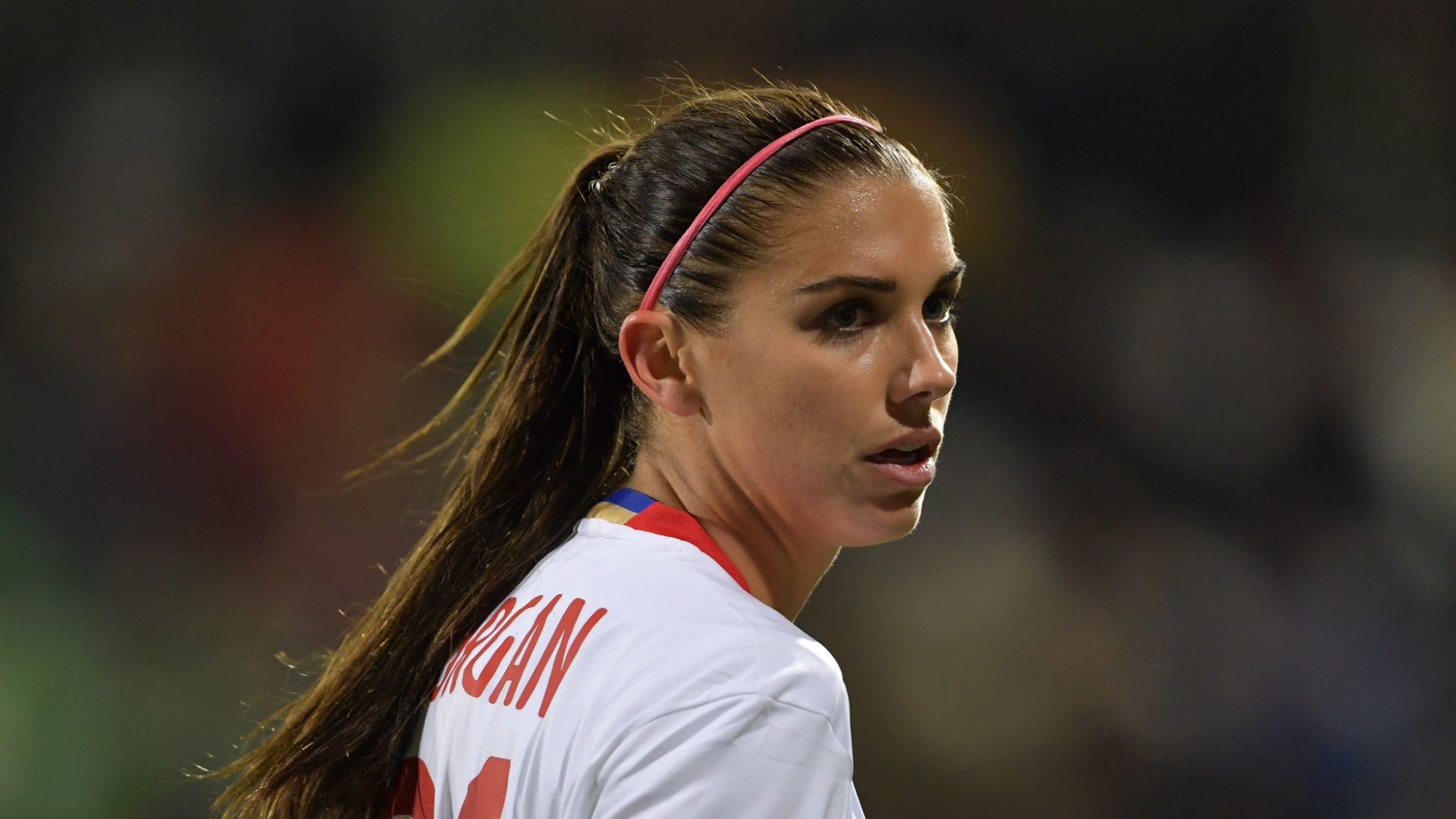 Alex Morgan Download Wallpaper