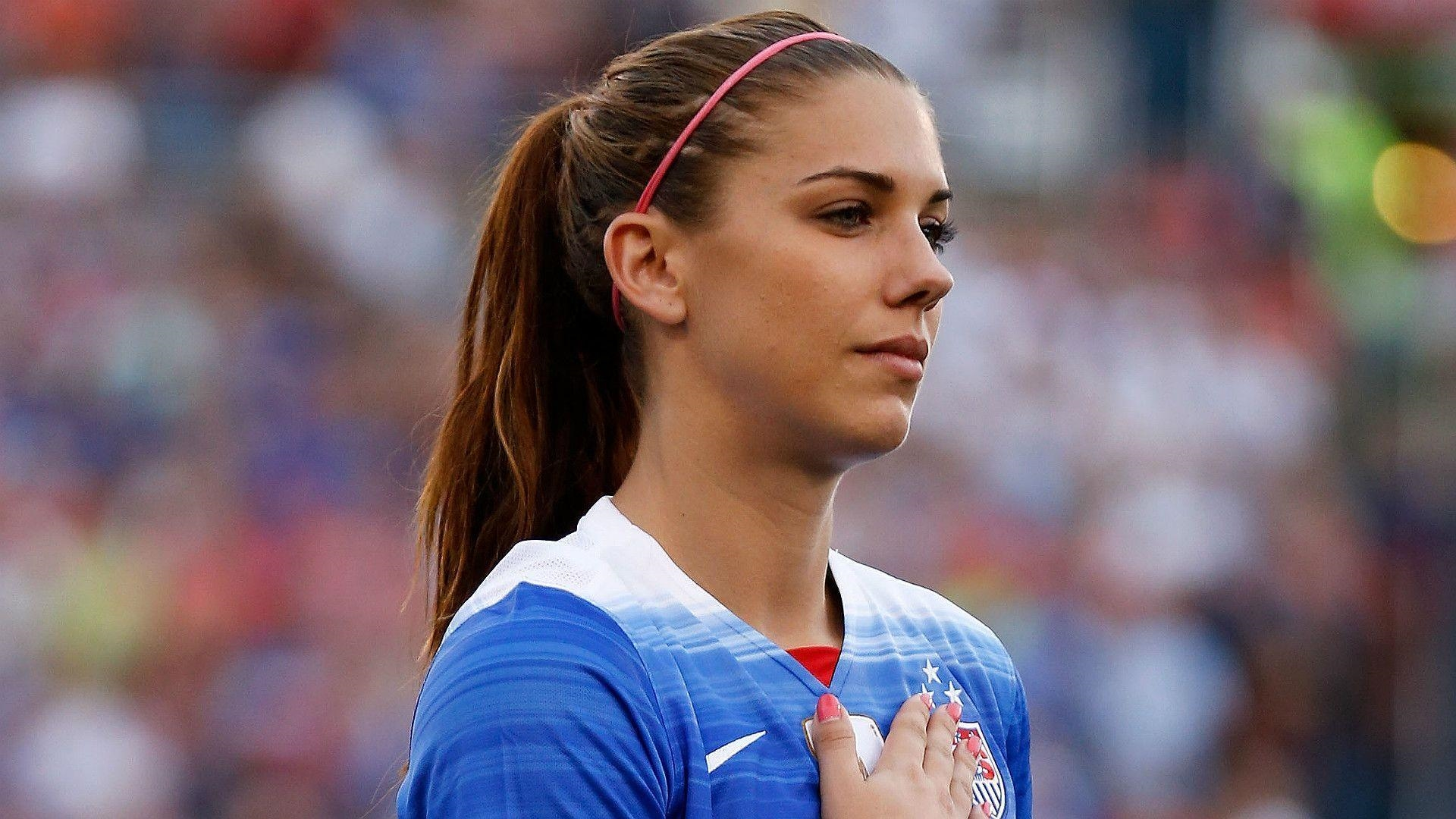 Alex Morgan PC Wallpaper HD