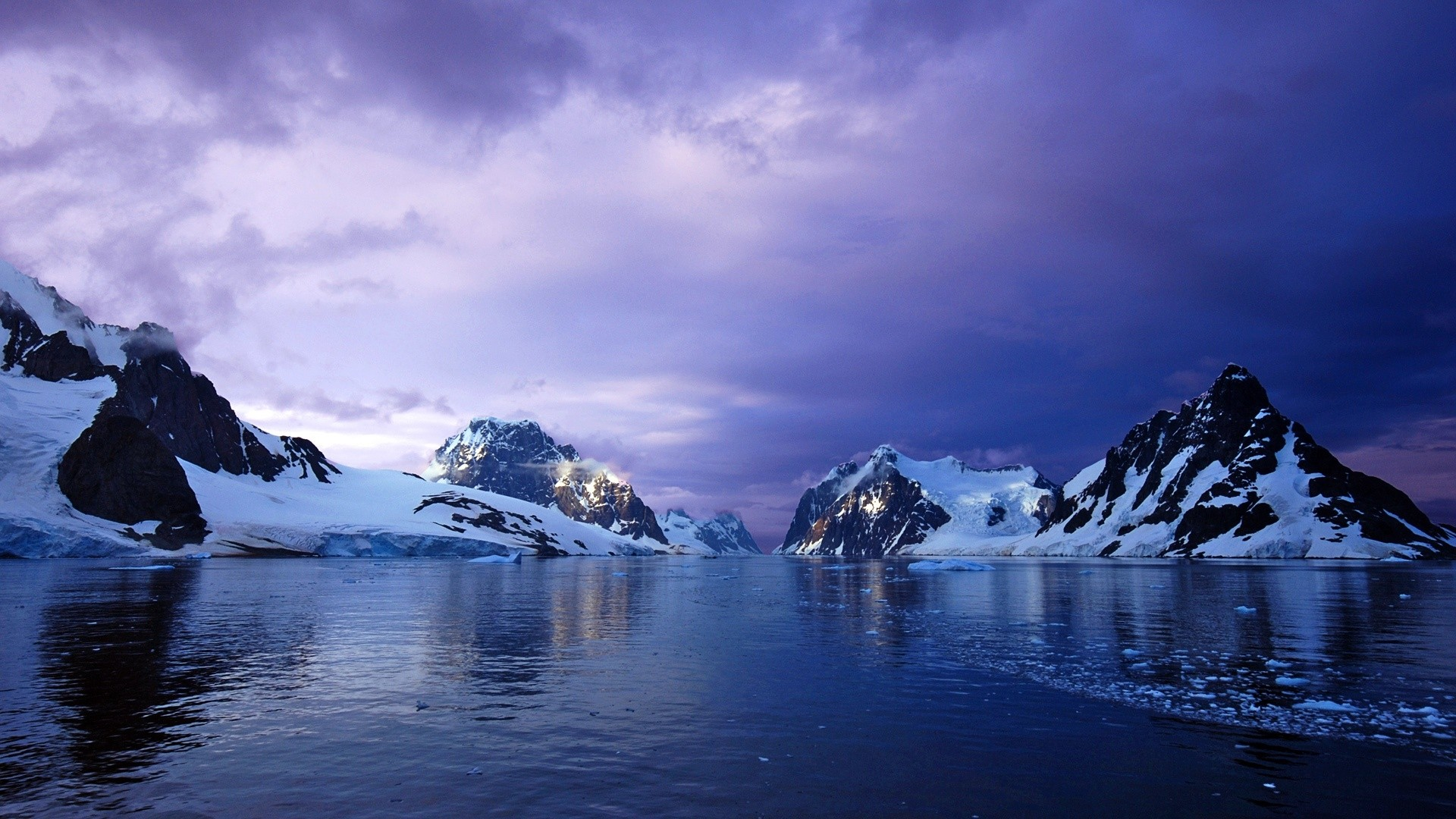 Antarctica laptop wallpaper