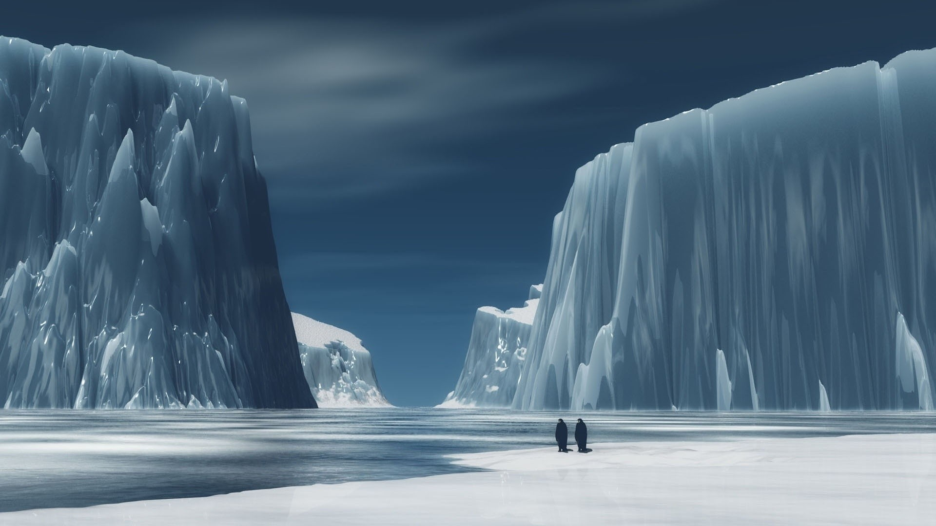 Antarctica 1920x1080 wallpaper