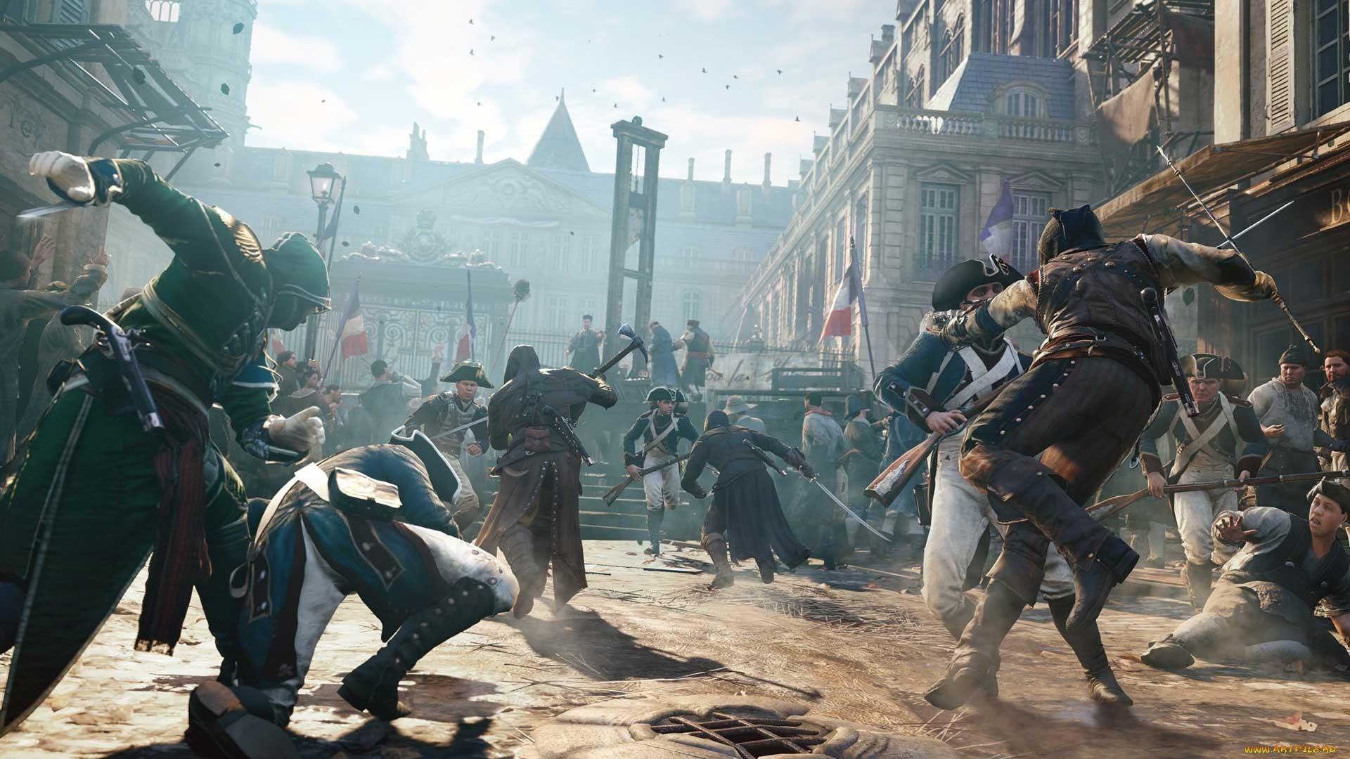 Assassin Wallpaper Pic