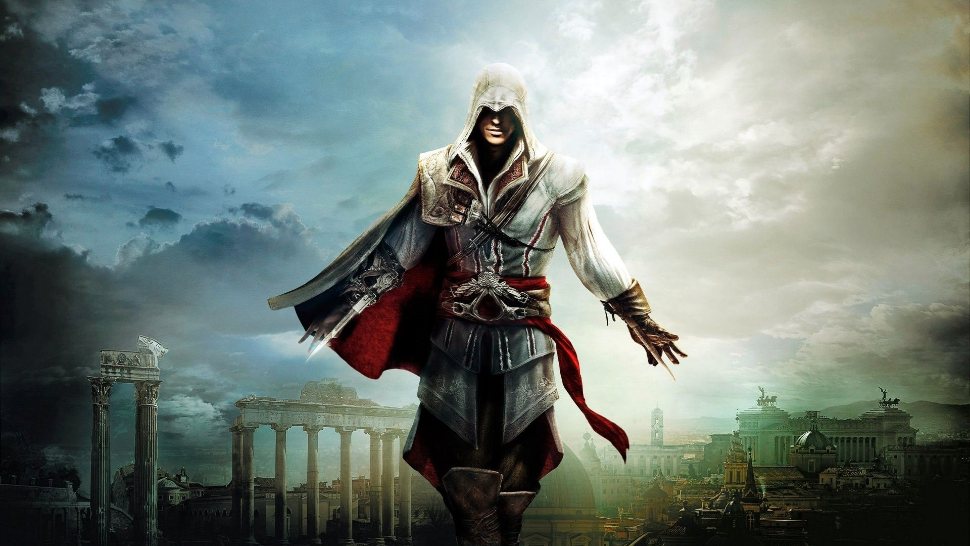 Assassin's Creed 2 Wallpaper For Pc