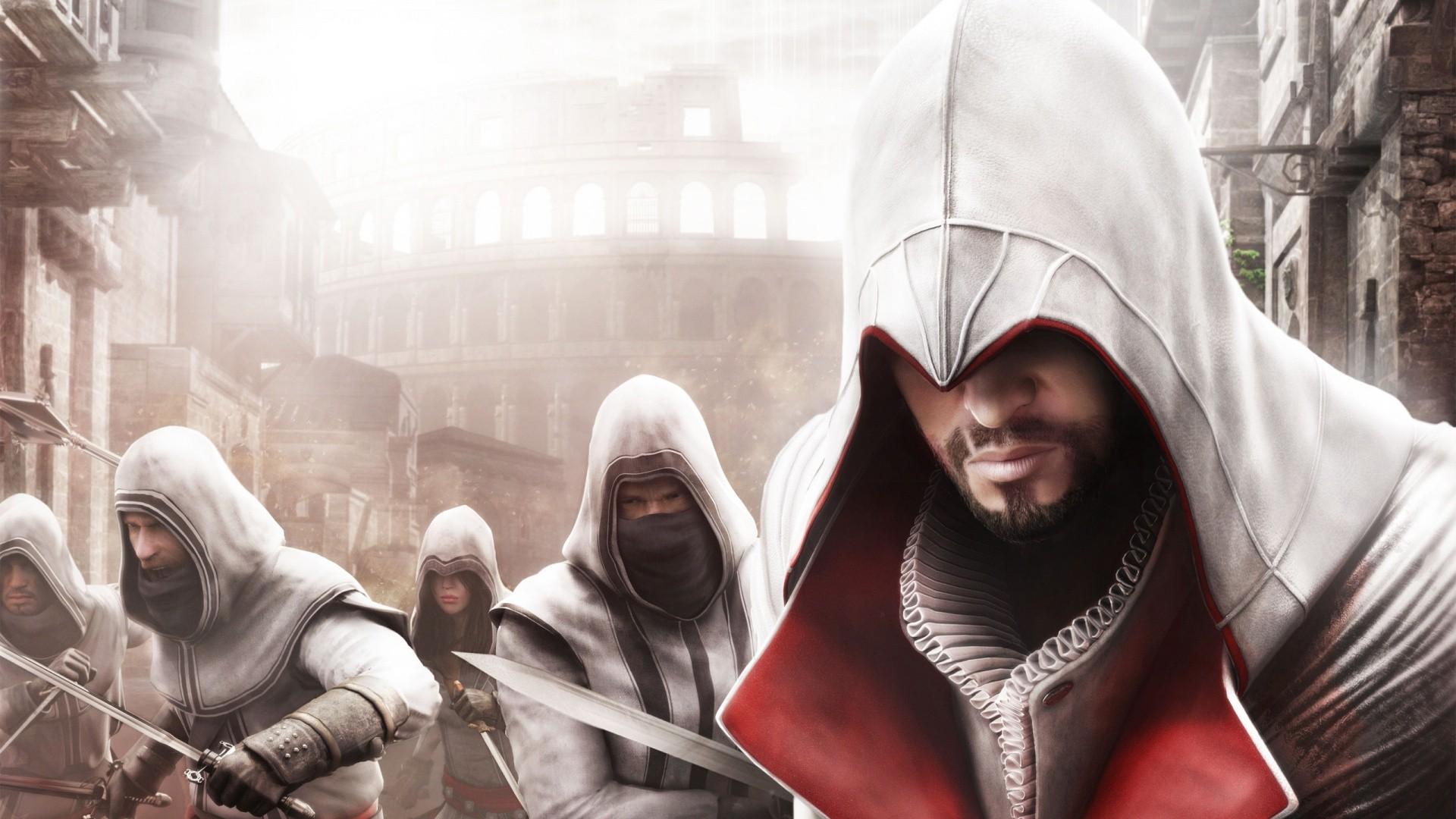 Assassin's Creed 2 Wallpaper Free