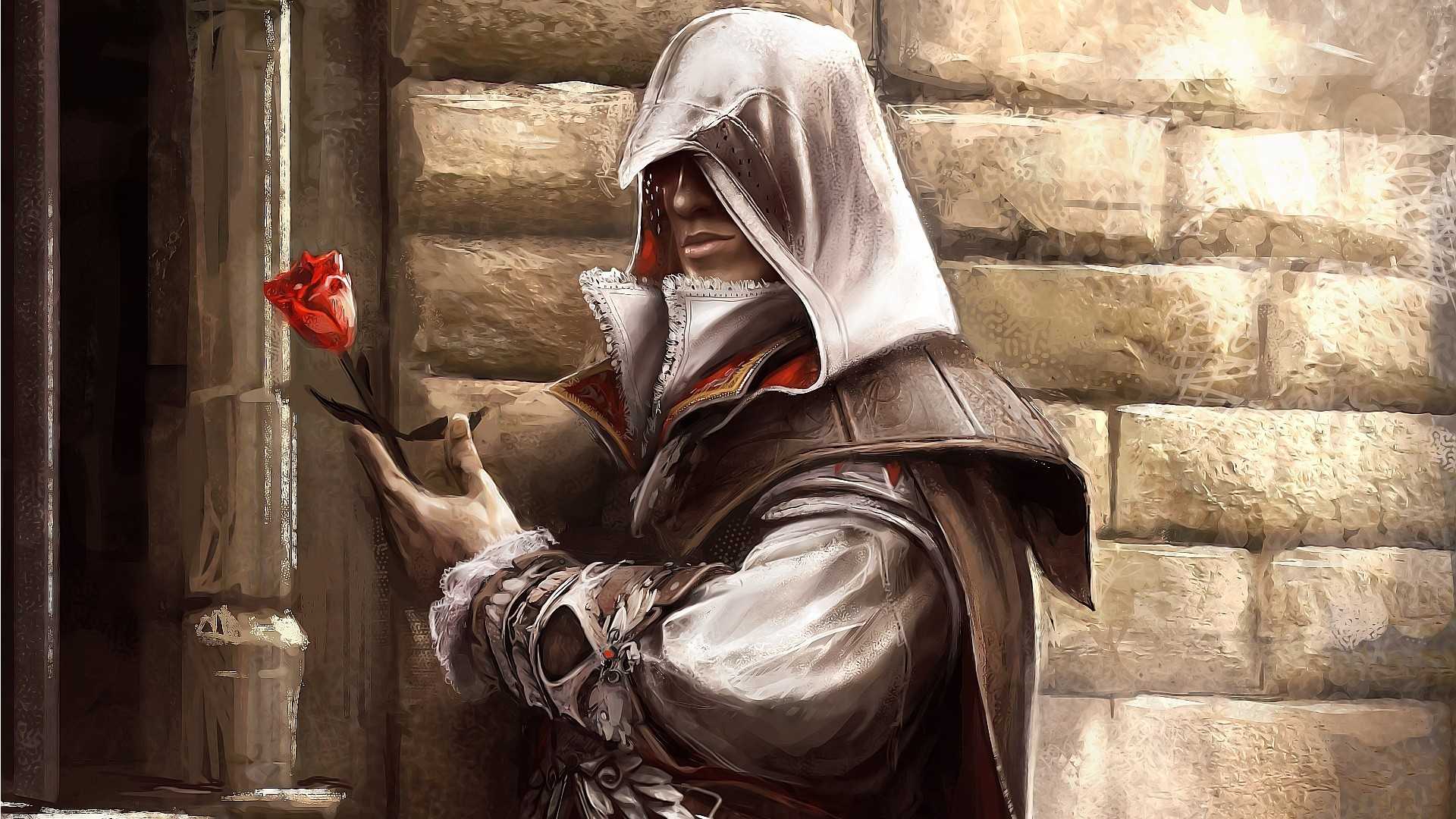 Assassin's Creed 2 Wallpaper Free Download