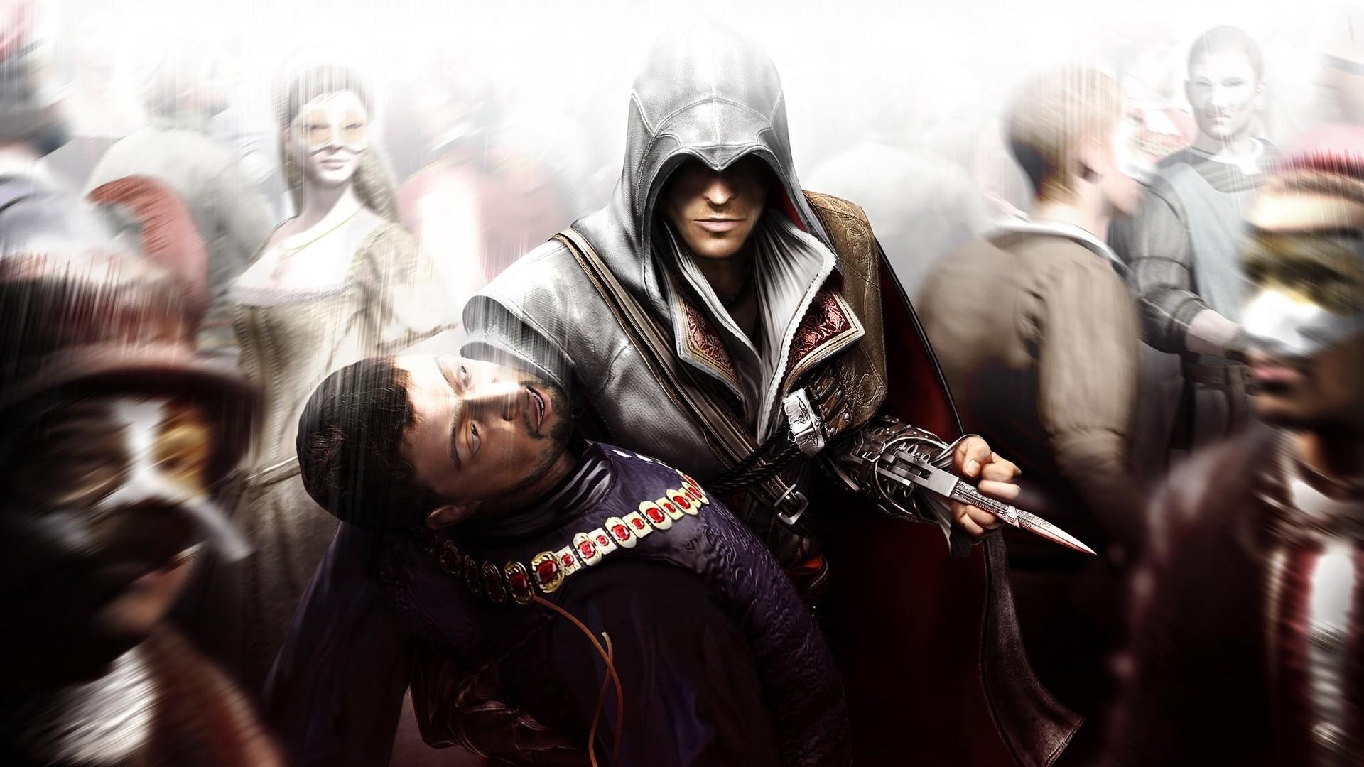 Assassin's Creed 2 Wallpaper Full HD