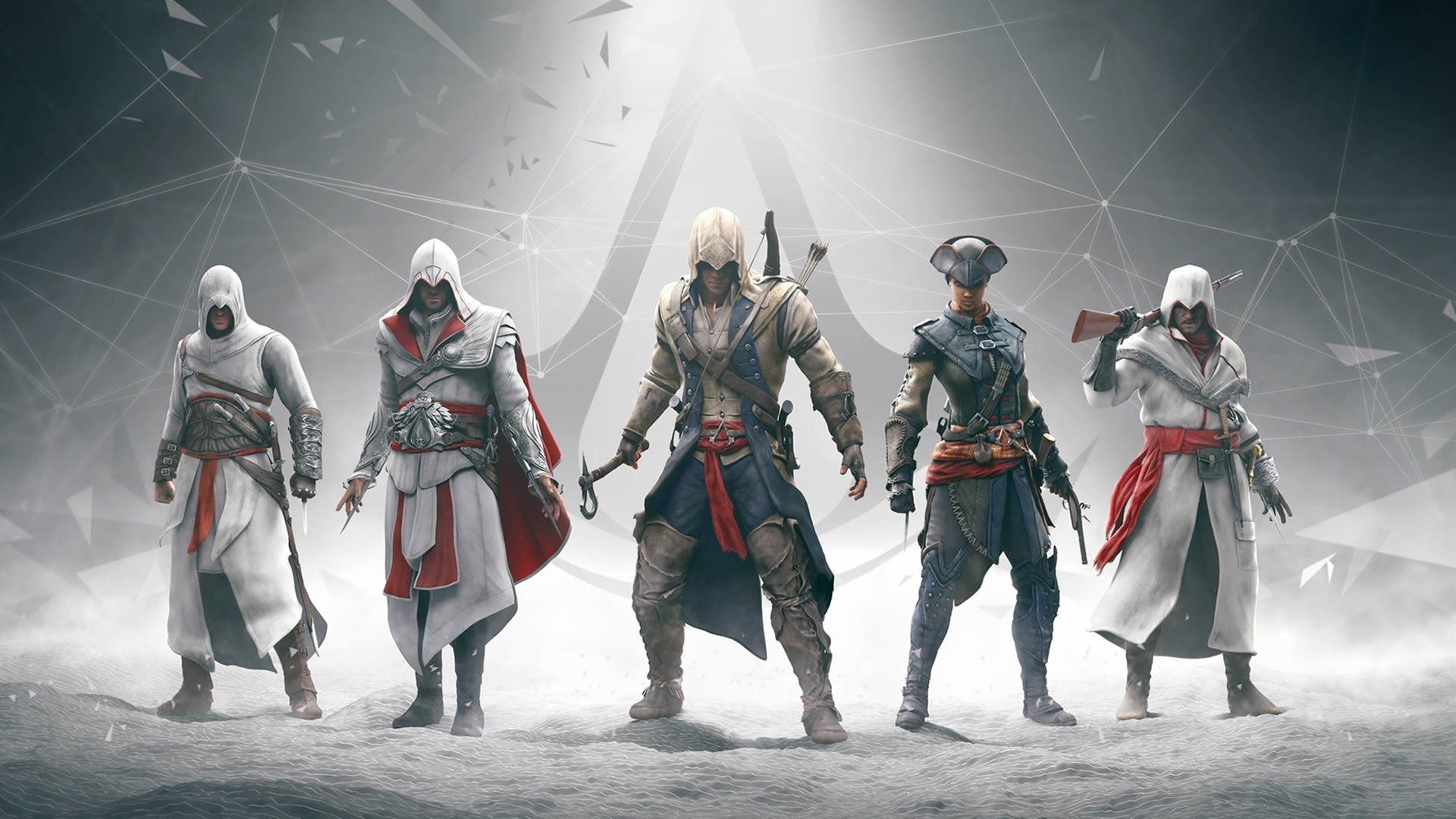 Assassin's Creed 2 Wallpaper Pic