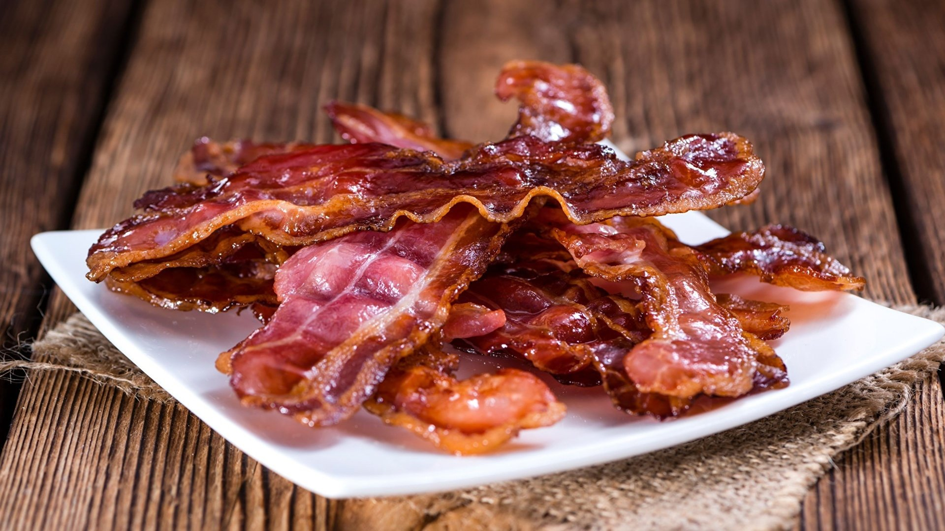 Bacon Wallpaper 1920x1080