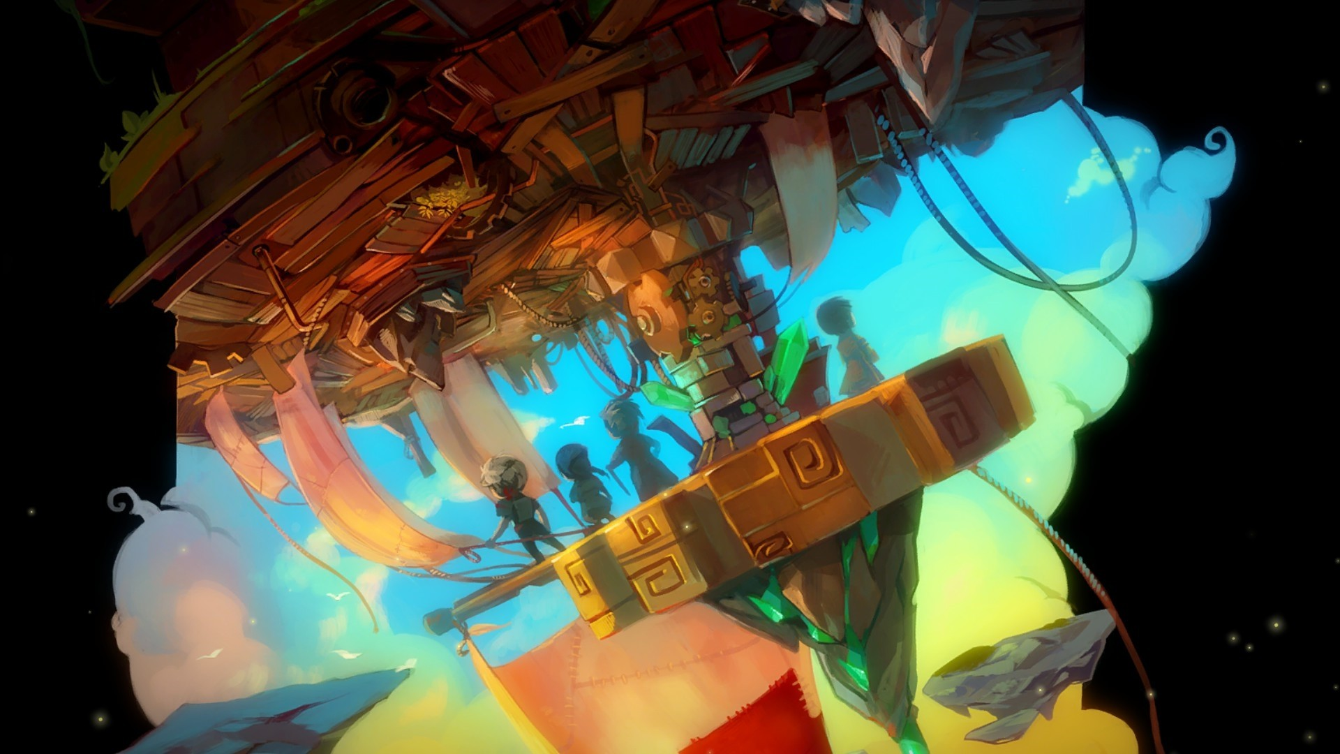 Bastion Wallpaper For Pc