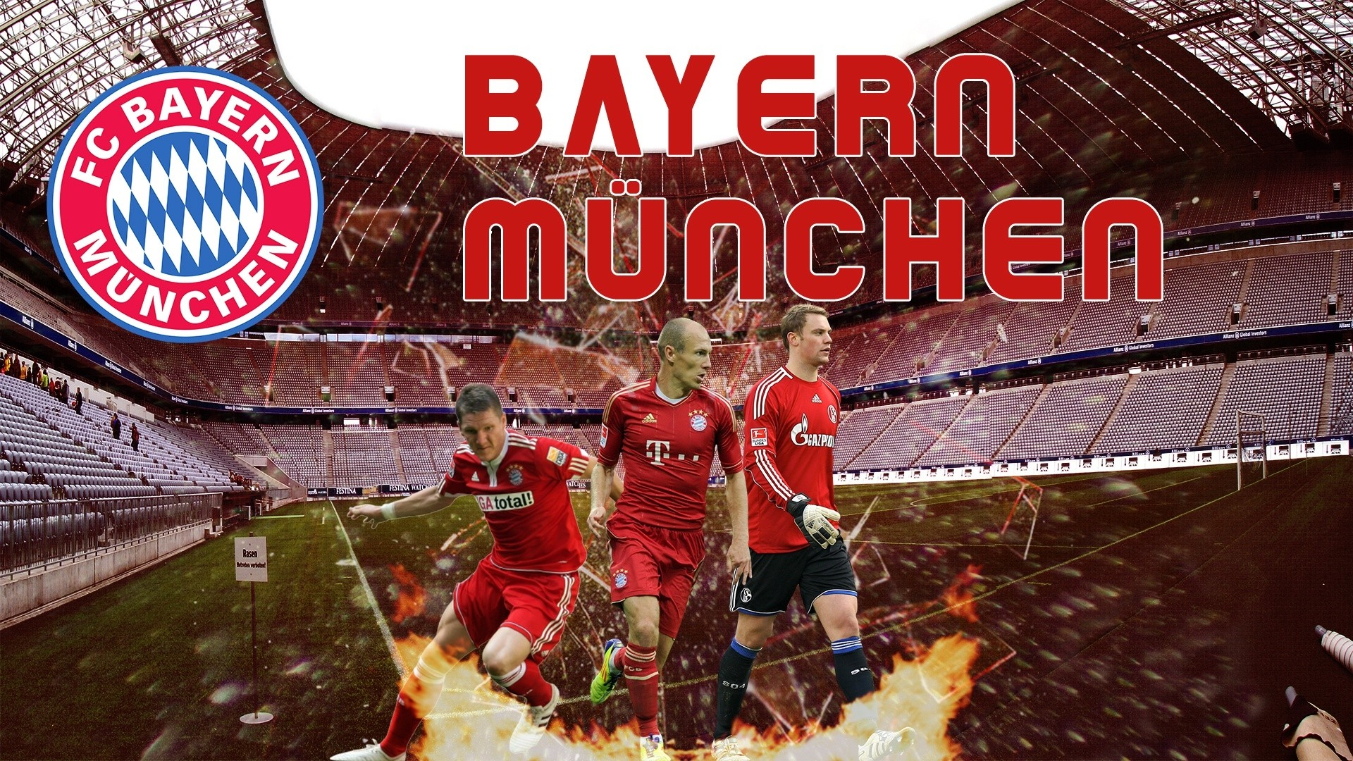 Bayern Munich download nice wallpaper