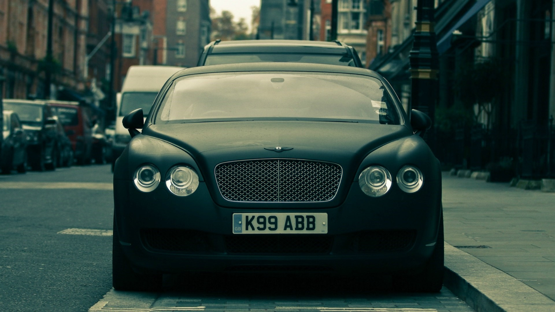 Bentley Wallpaper Image