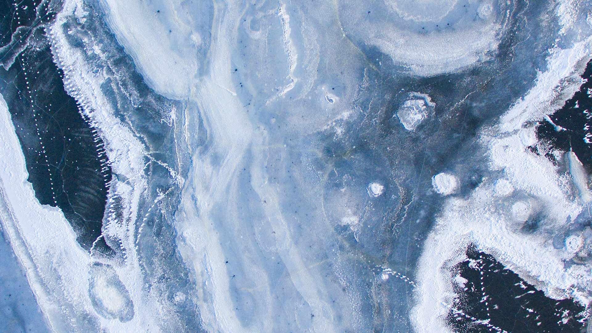 Blue Aesthetic Wallpaper HD