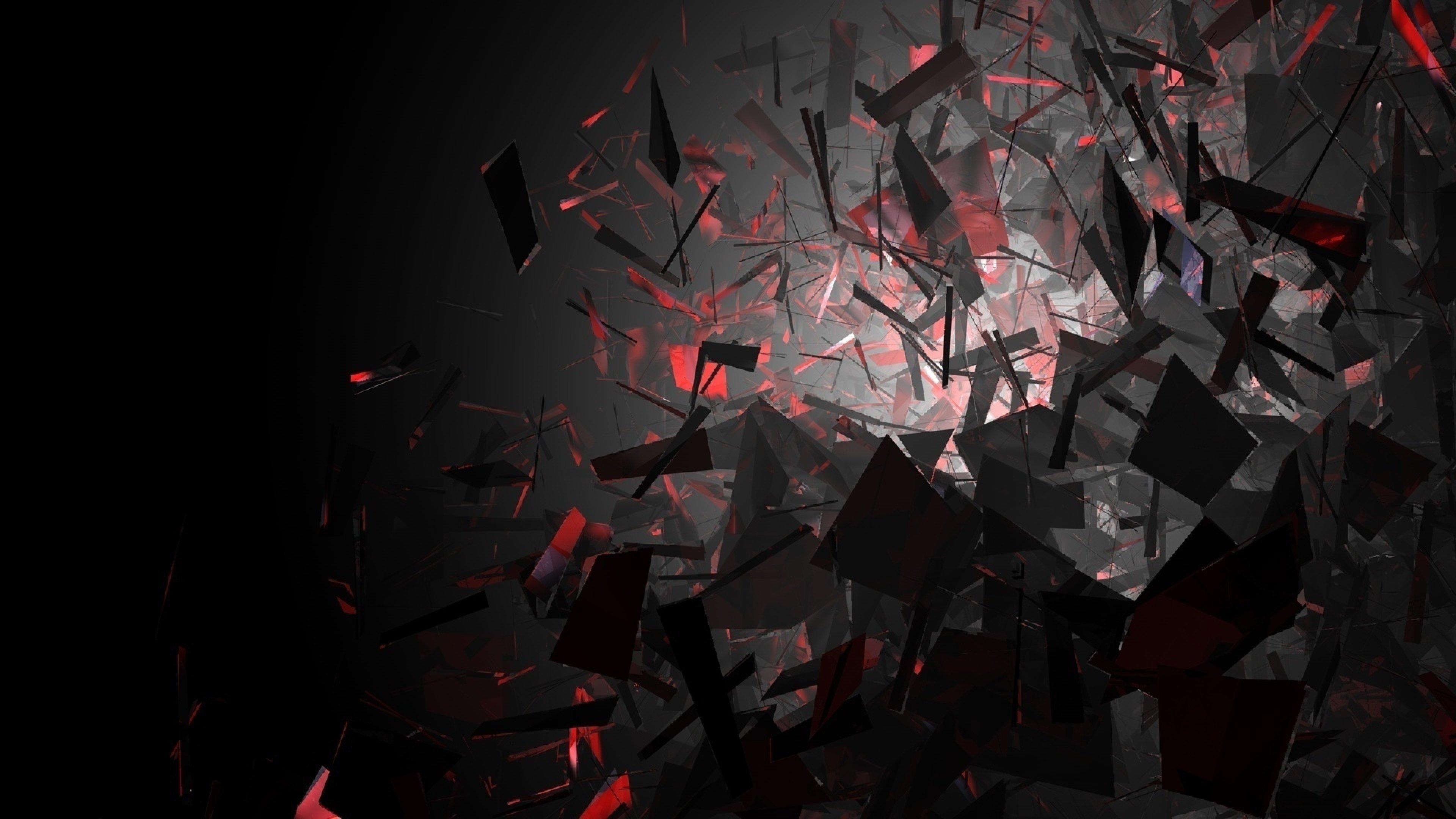 Broken Screen 4k Wallpaper HD