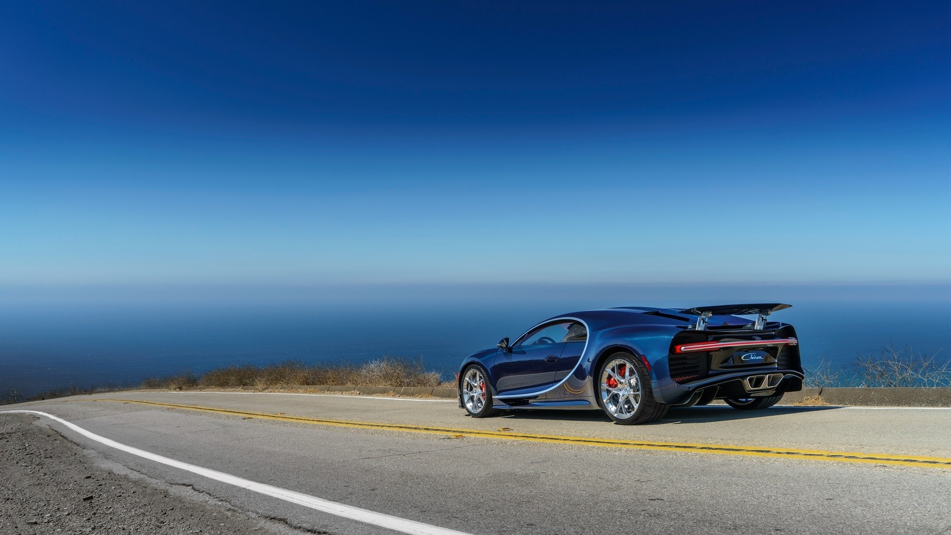 Bugatti Chiron full hd 1080p wallpaper