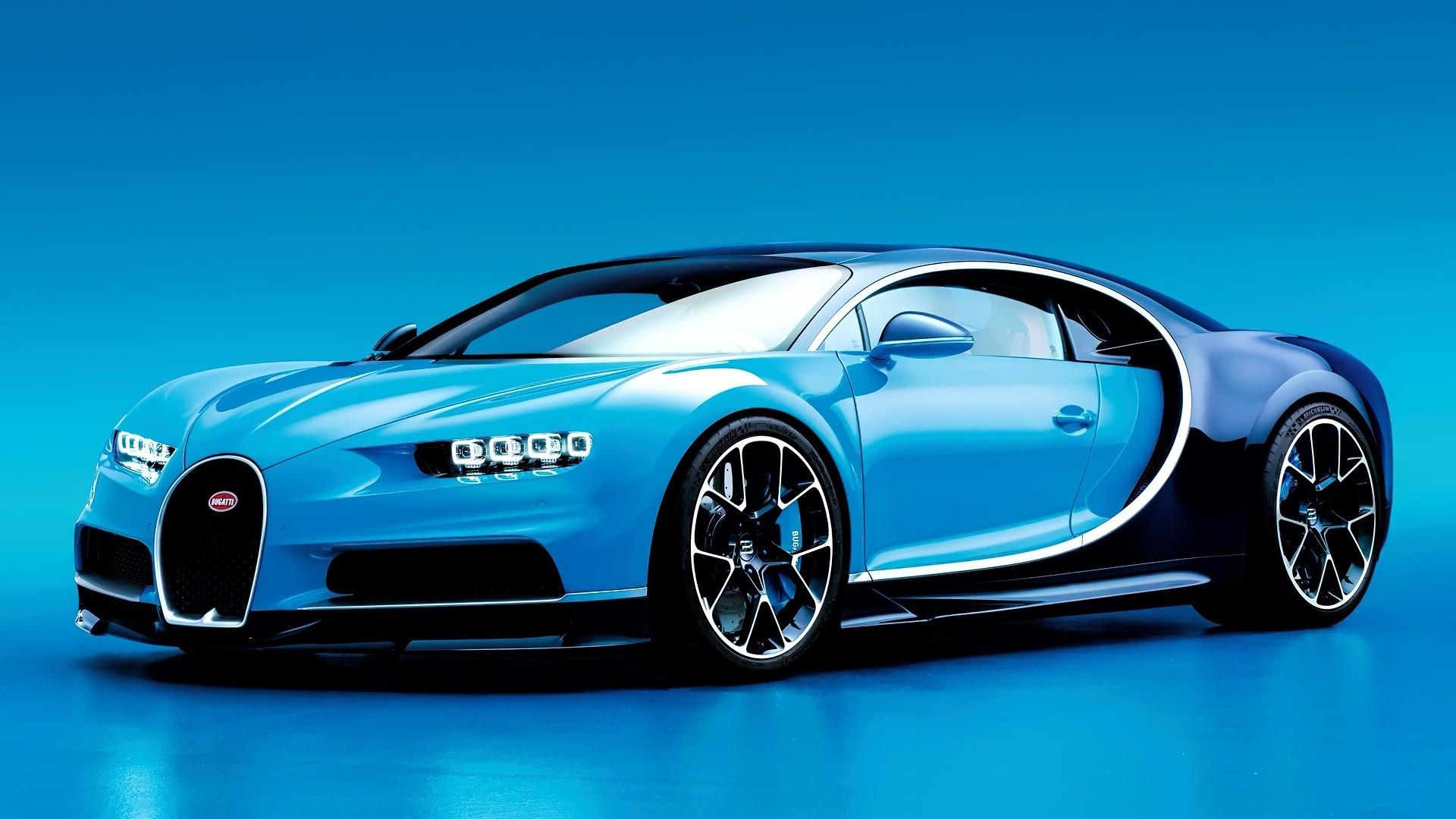 Bugatti Chiron a Wallpaper