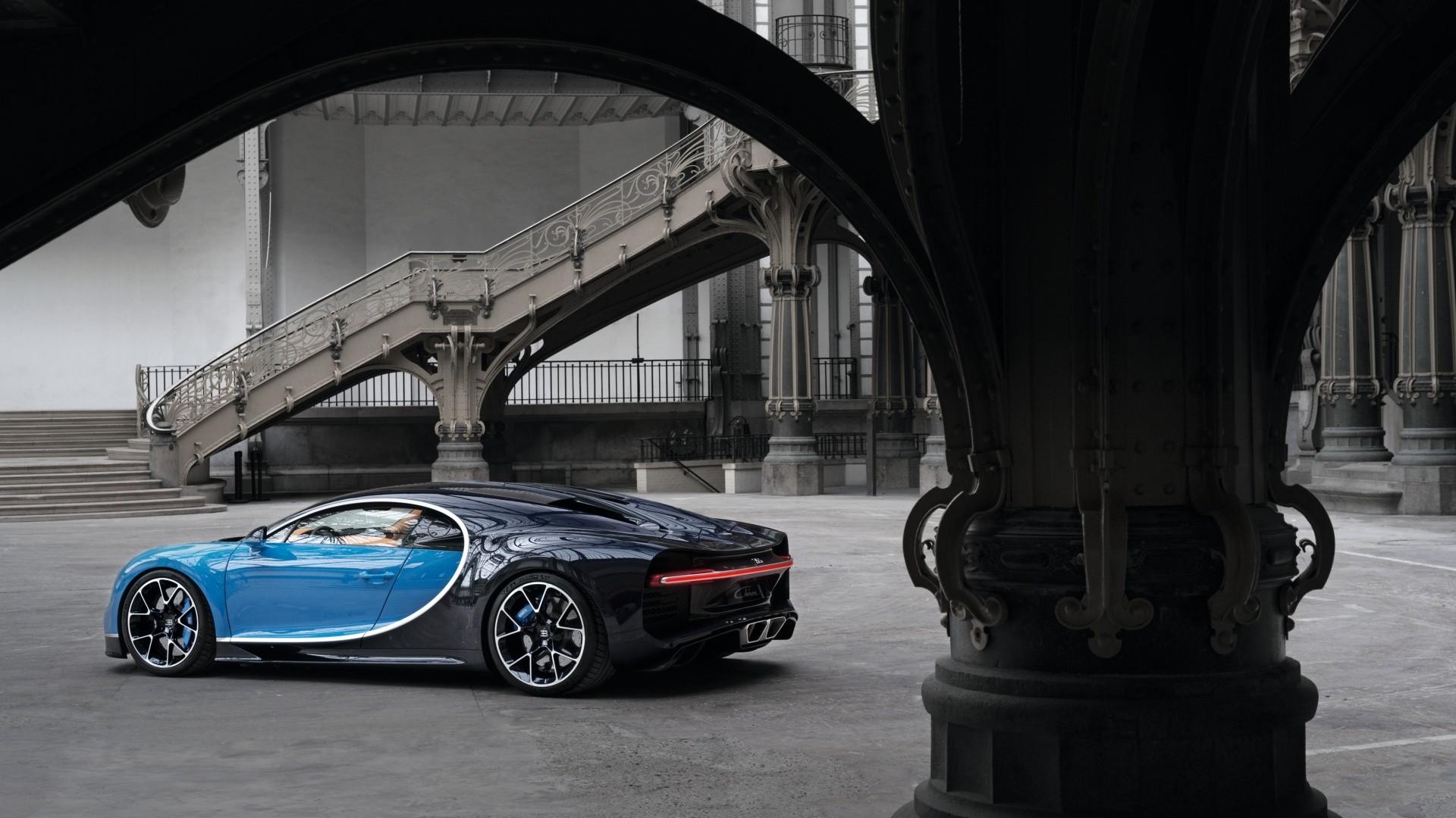 Bugatti Chiron Free Download Wallpaper
