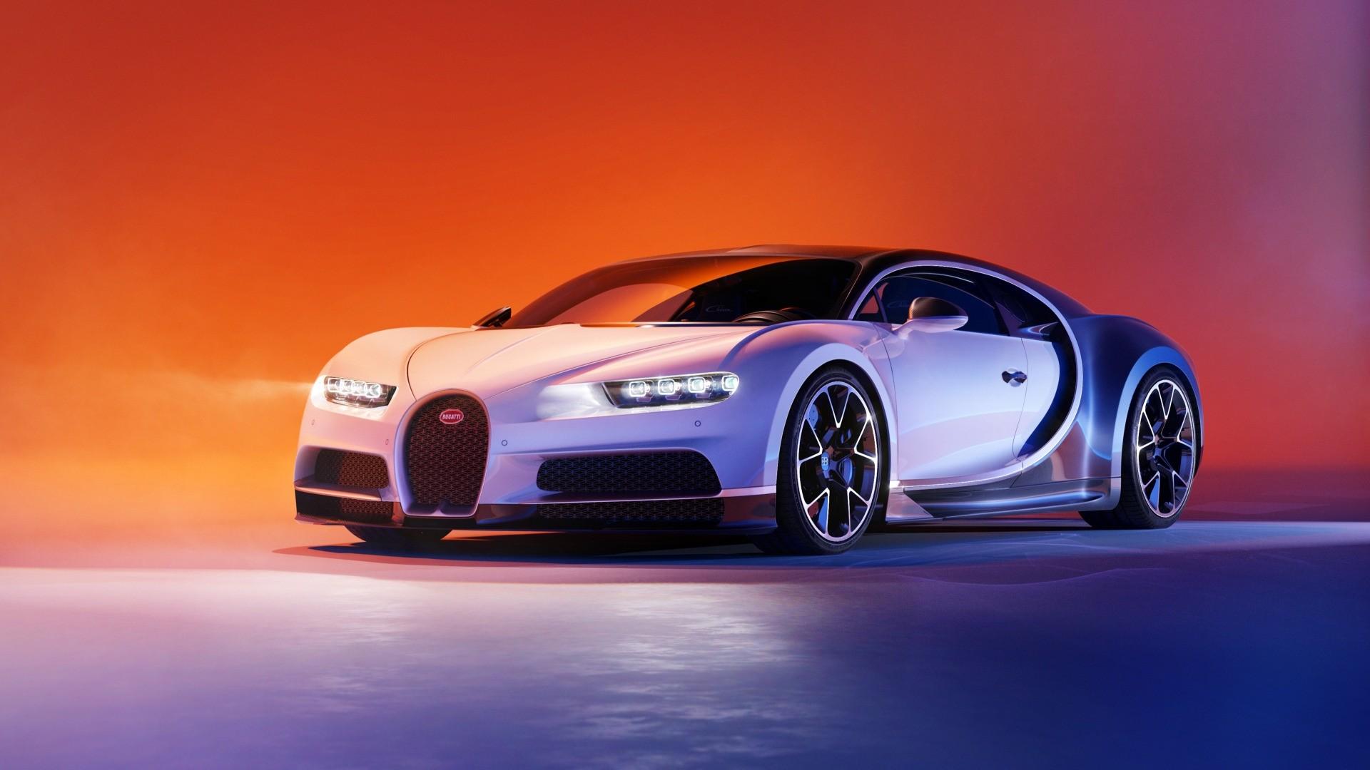 Bugatti Chiron wallpaper photo full hd