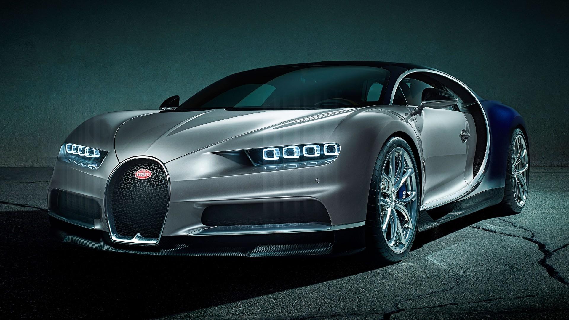 Bugatti Chiron Good Wallpaper