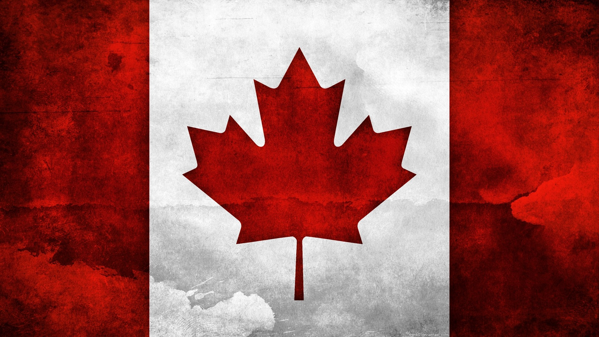 Canada Flag Wallpaper For Pc