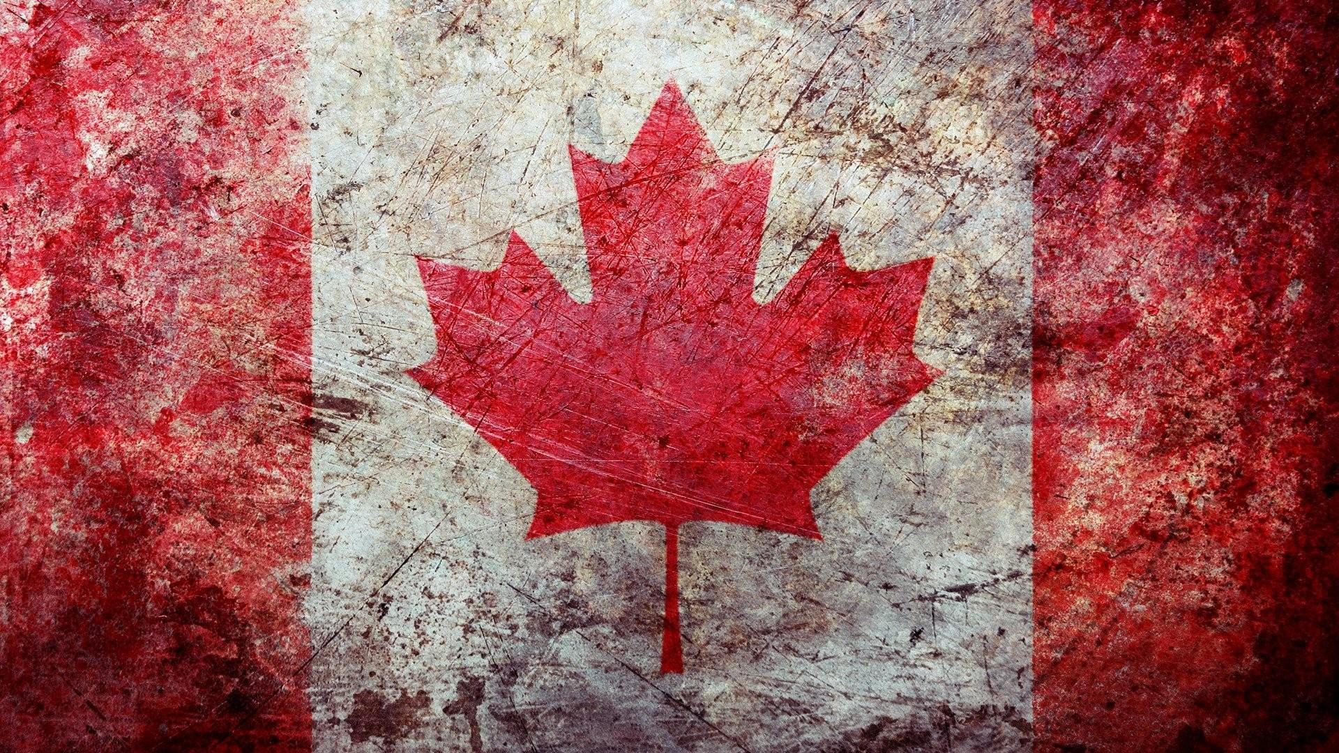 Canada Flag Wallpaper Free