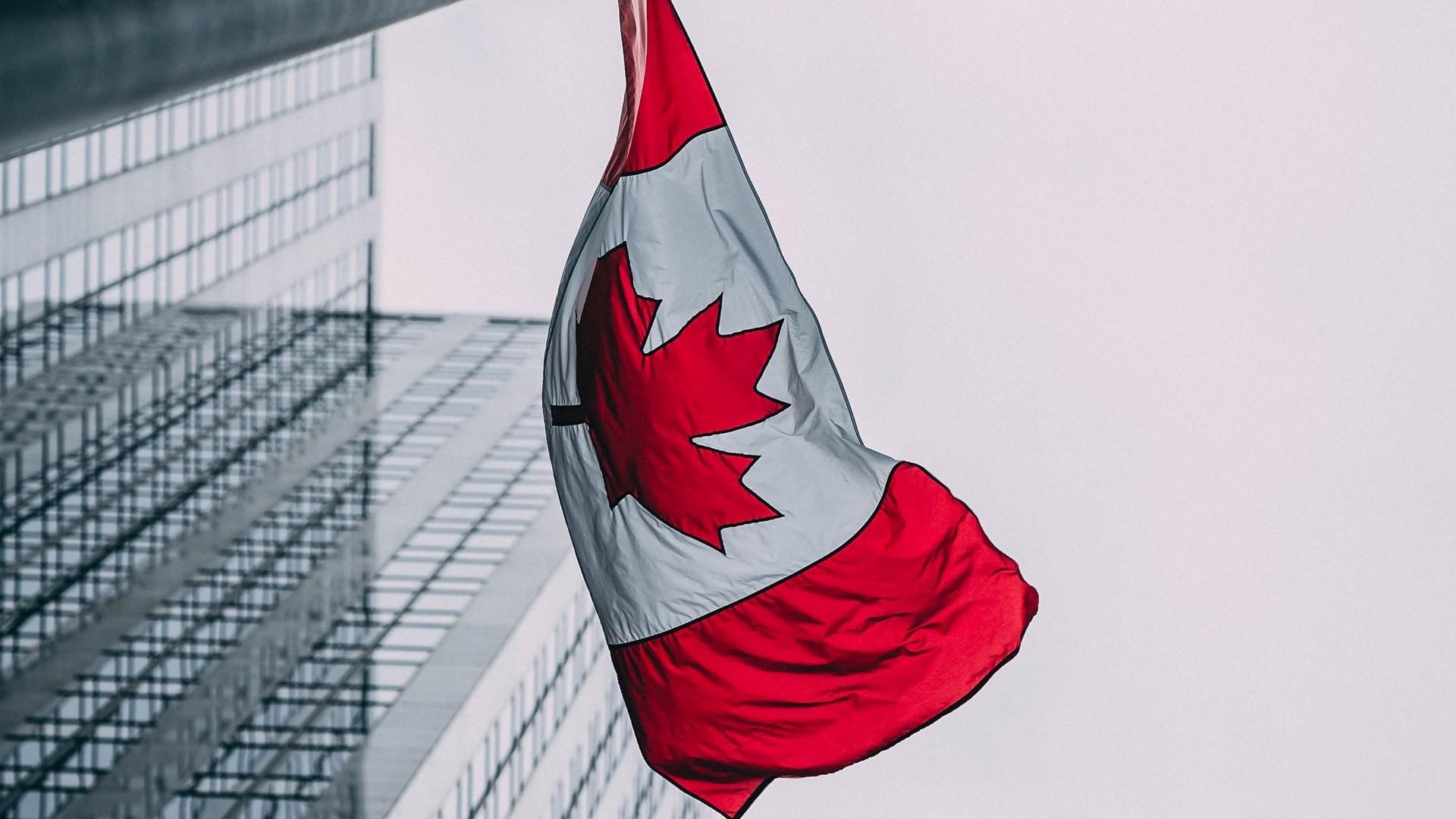 Canada Flag Wallpaper Pic