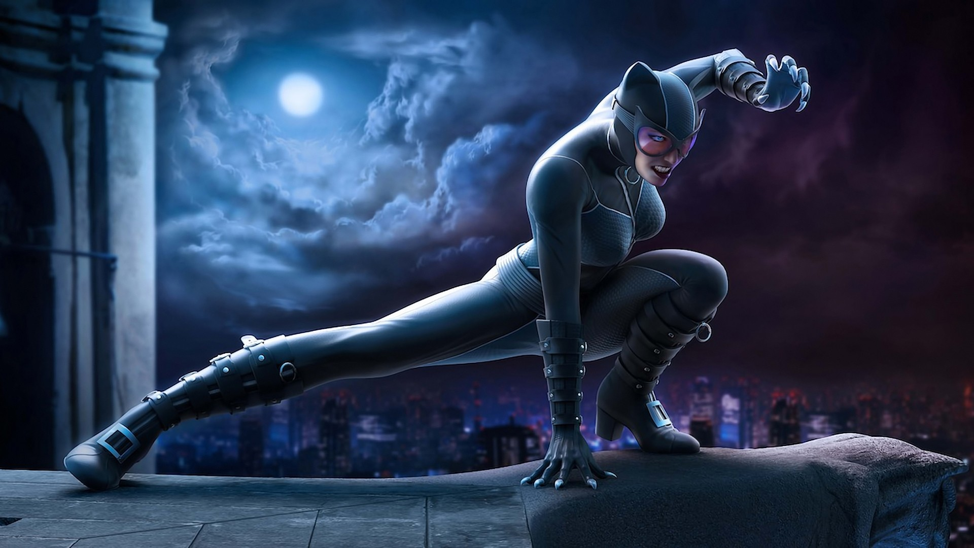 Catwoman Wallpaper Desktop