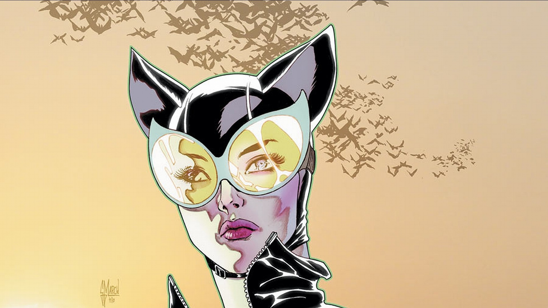 Catwoman Wallpaper For Pc