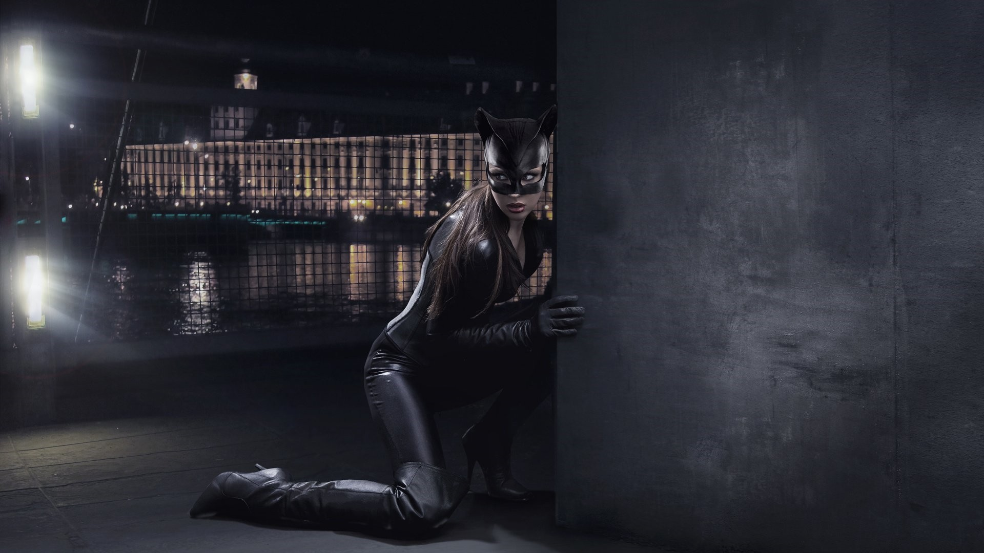 Catwoman Wallpaper Free Download