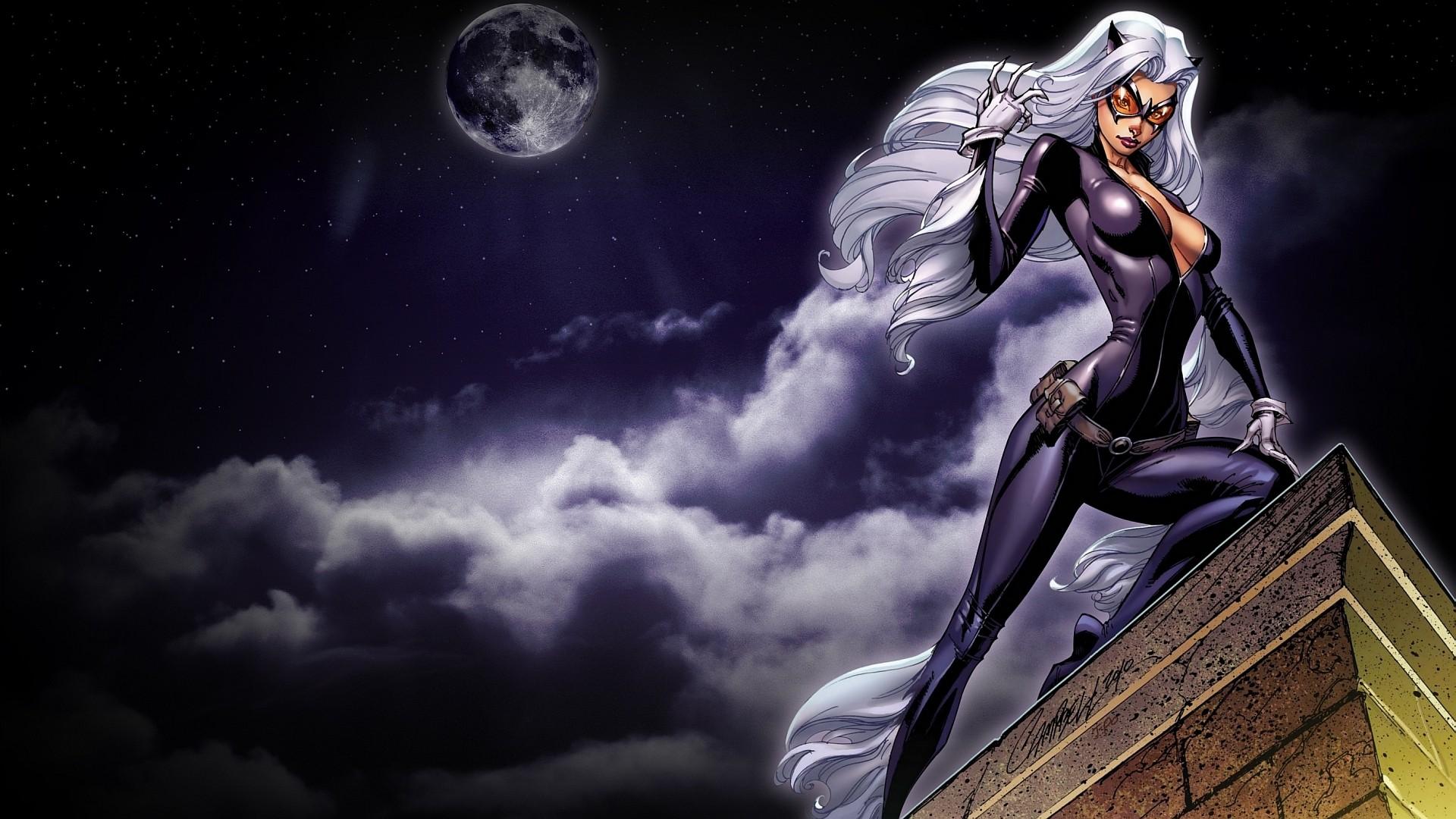 Catwoman Wallpaper Full HD