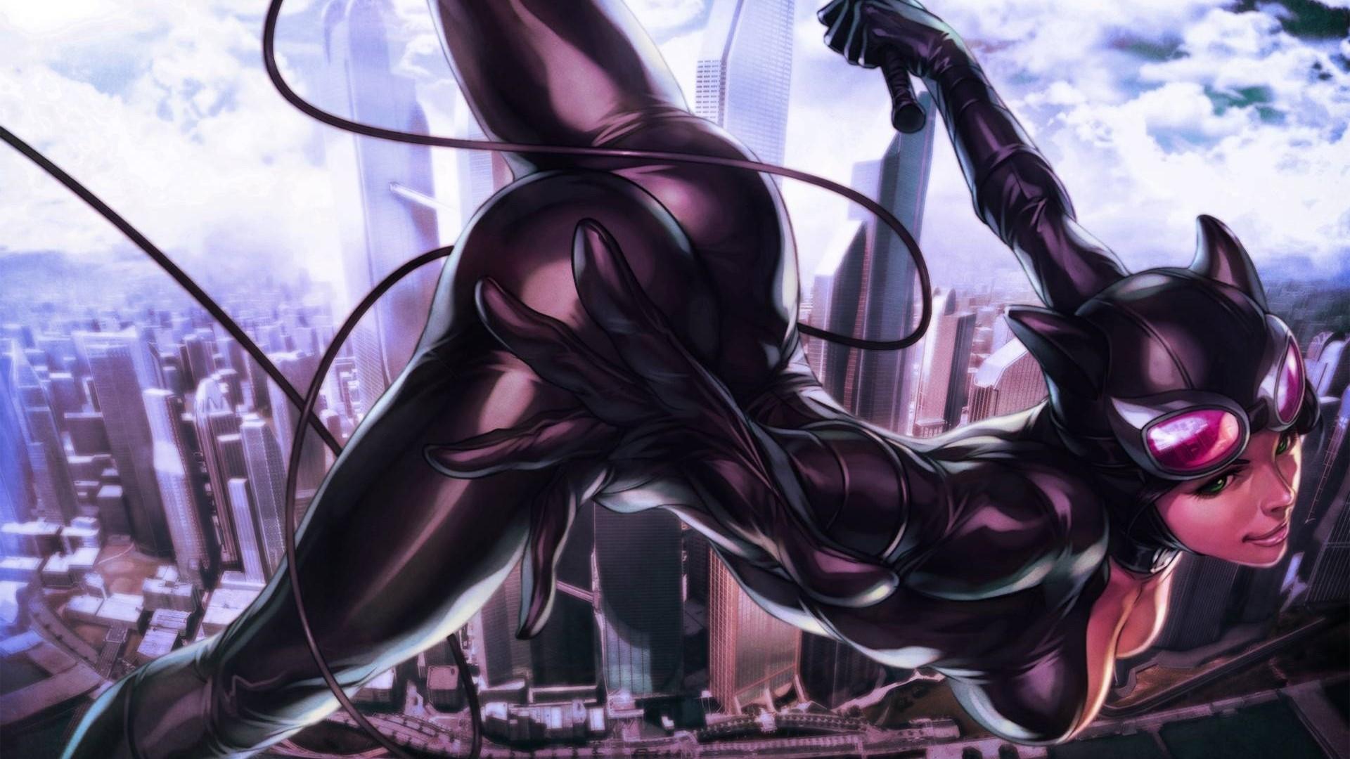 Catwoman Wallpaper HD