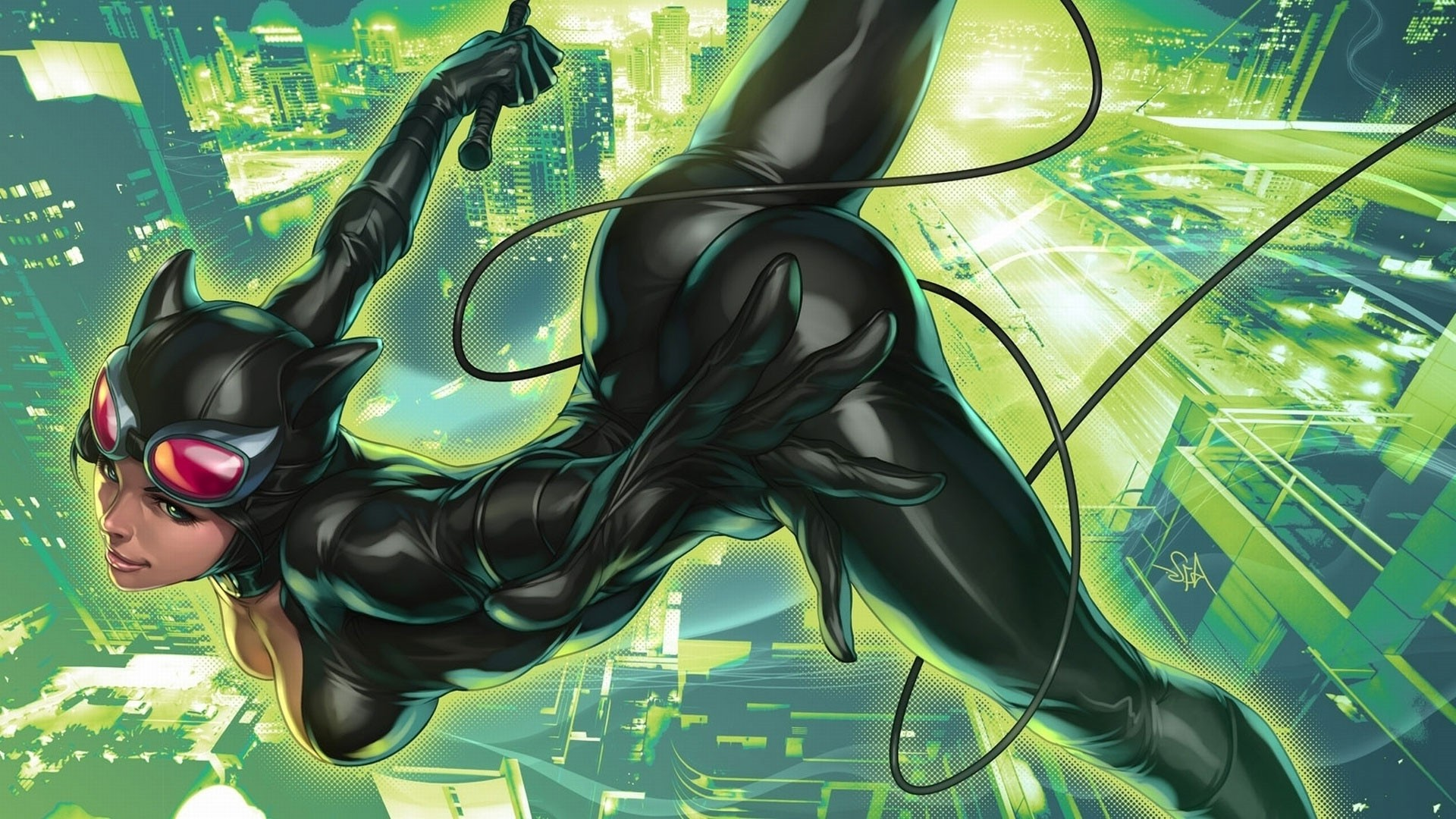 Catwoman Wallpaper Pic