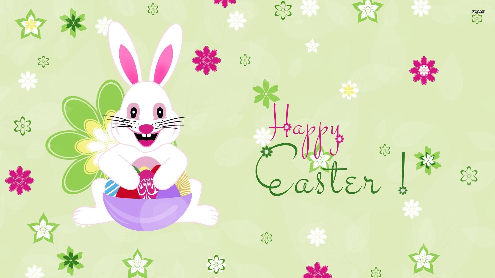 Cute Easter Wallpaper Image
