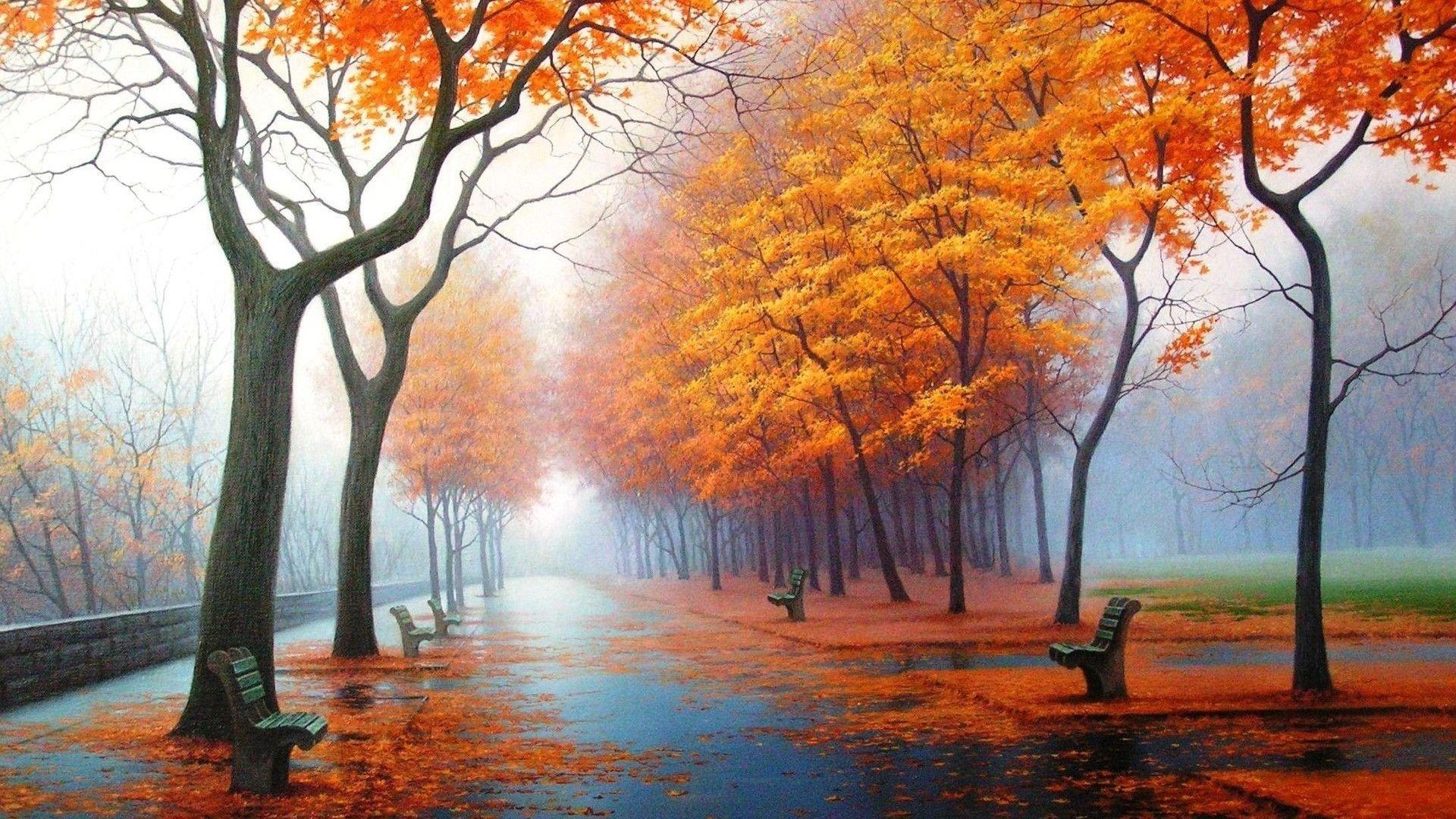 Cute Fall Wallpaper Desktop