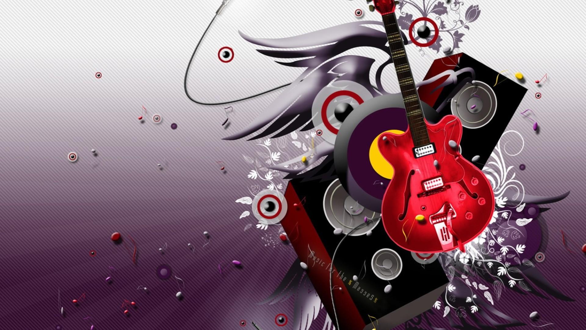 Cute Music Cool HD Wallpaper