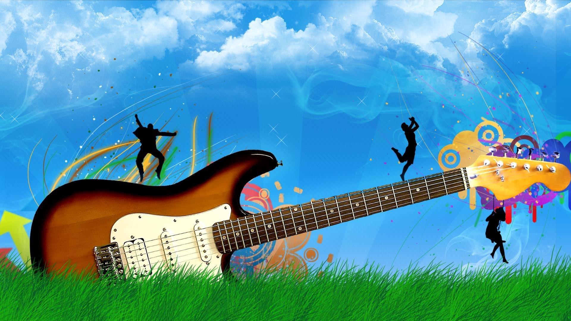 Cute Music wallpaper photo