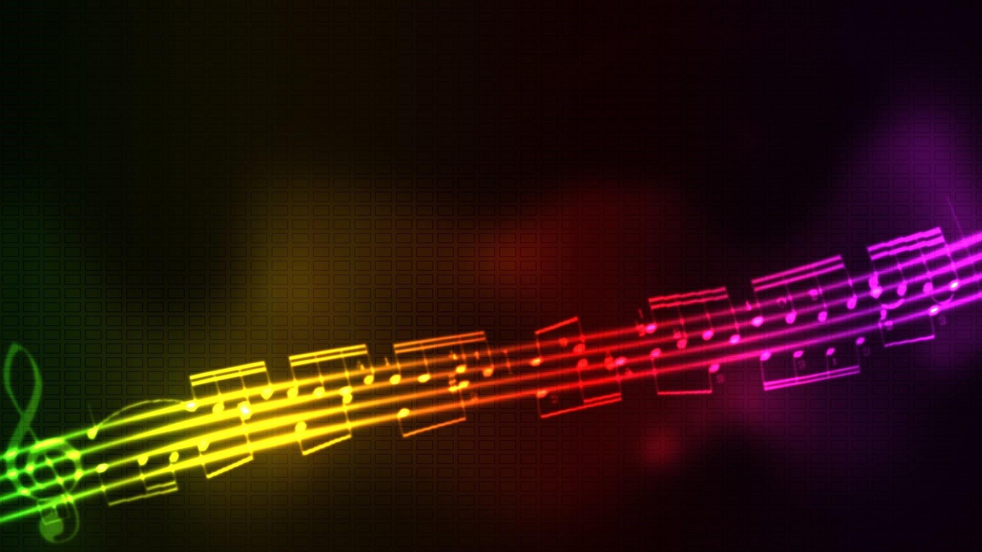 Cute Music a Wallpaper