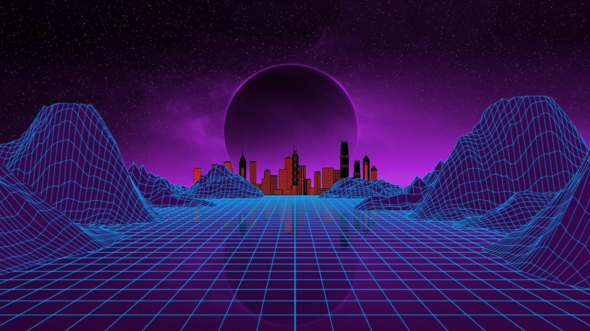 Cyber Wallpaper 1920x1080