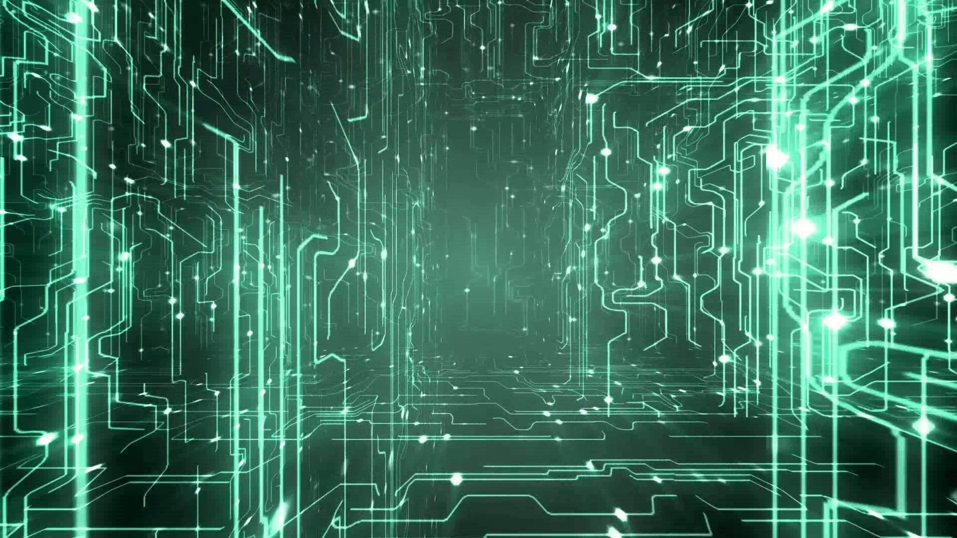Cyber Wallpaper HD