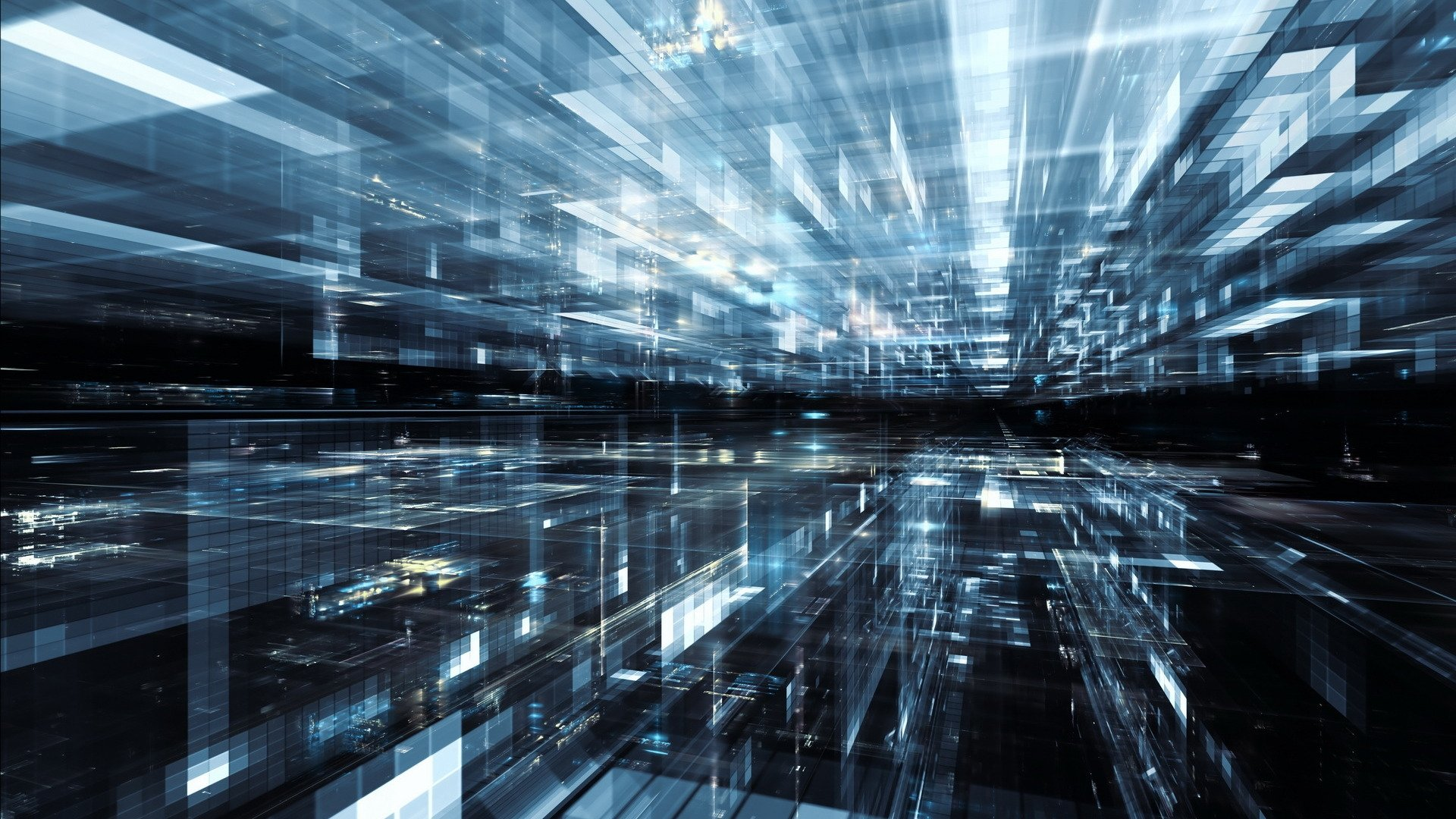 Cyber Wallpaper Image