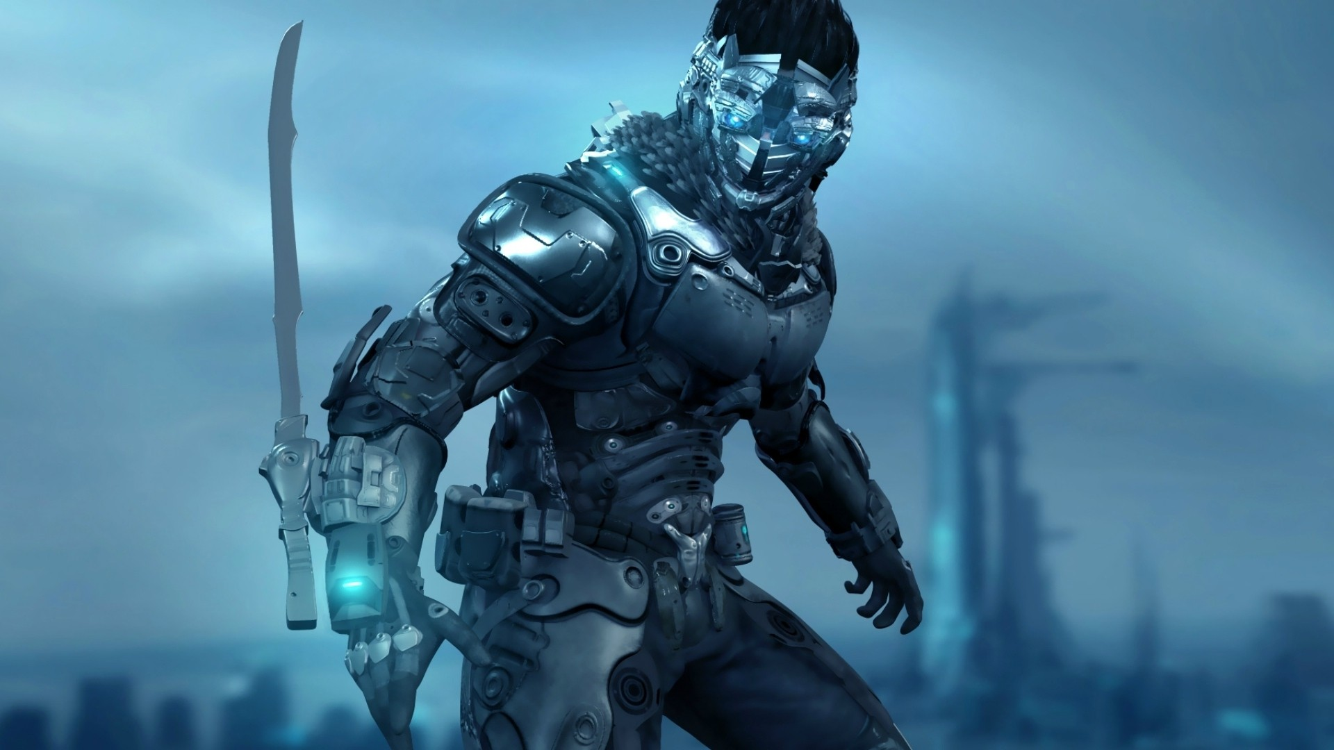 Cyborg Wallpaper Download