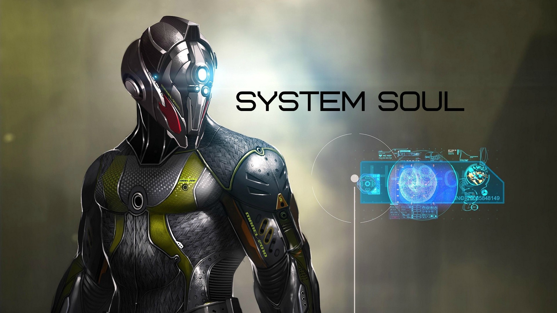 Cyborg Wallpaper Download Full