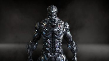 Cyborg Wallpaper Free Download