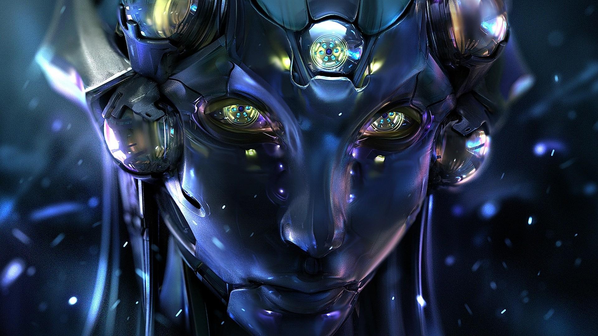 Cyborg Wallpaper Free Download