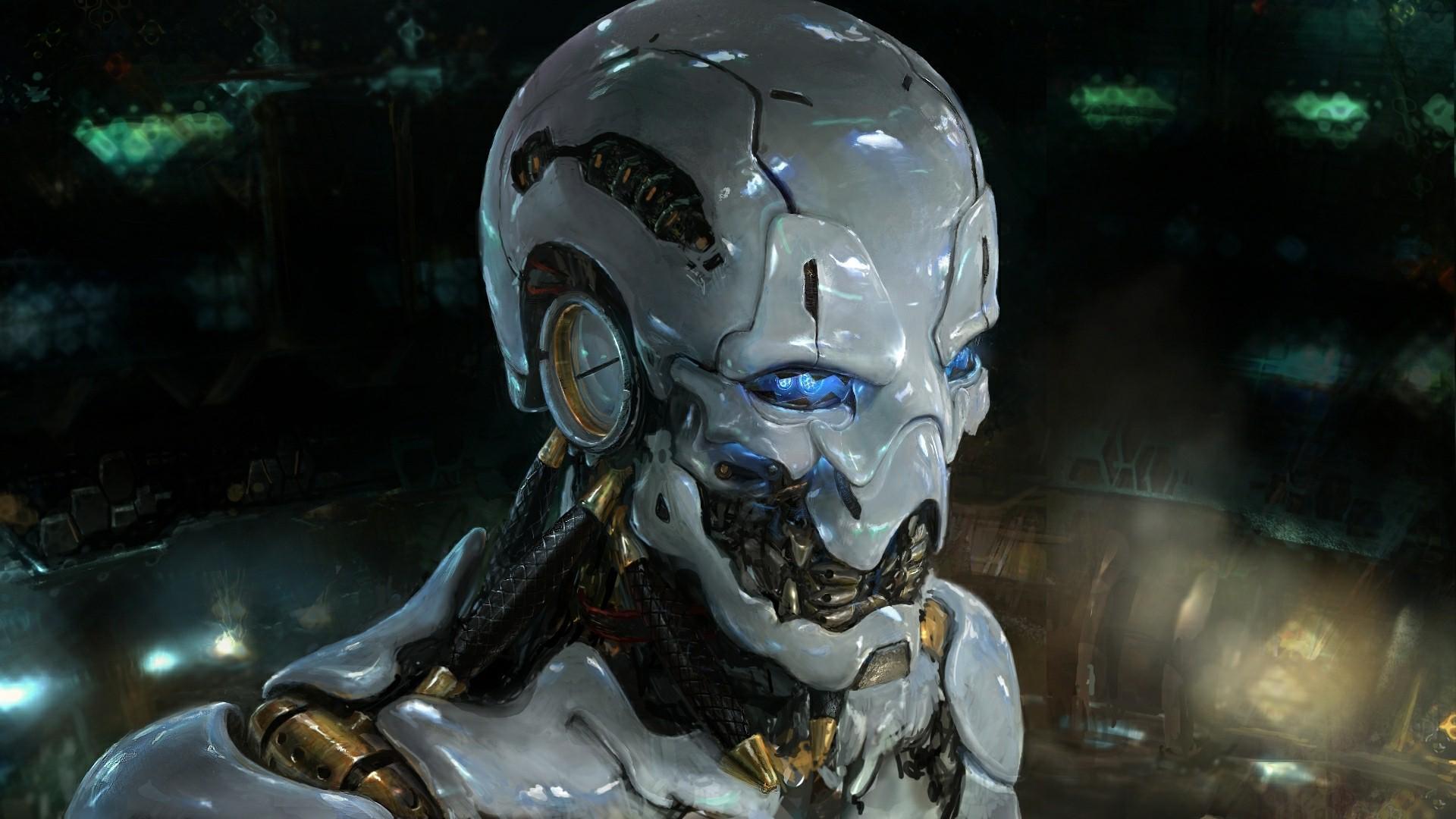 Cyborg Wallpaper Pic