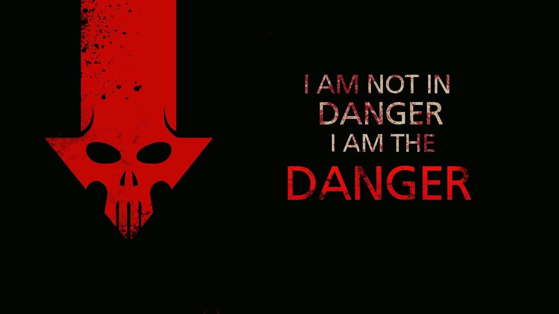 Danger PC Wallpaper HD