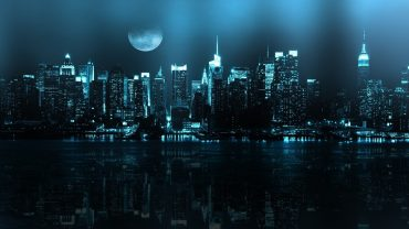 Dark City Wallpaper 1920x1080